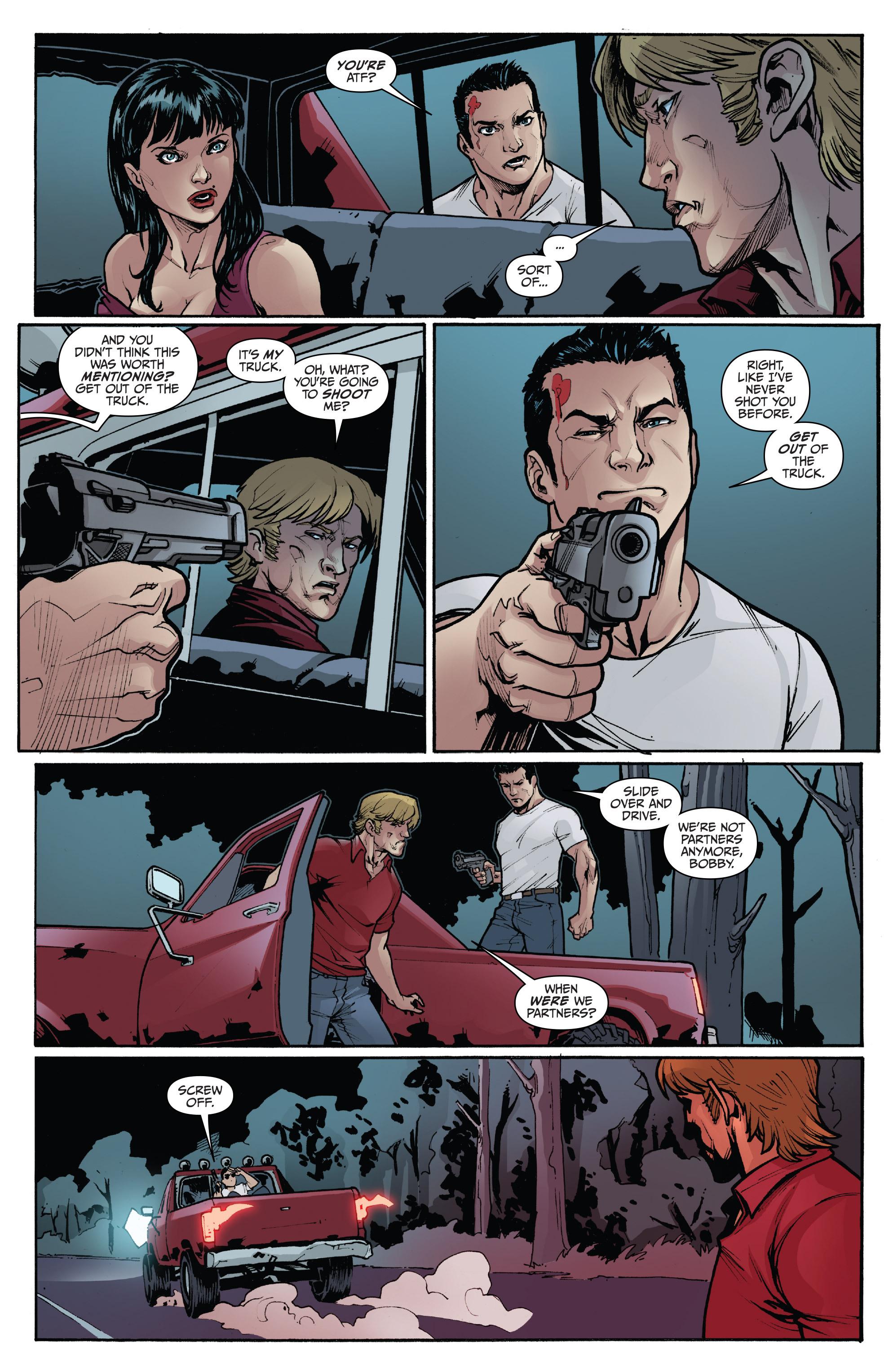 Read online 3 Guns comic -  Issue #4 - 3
