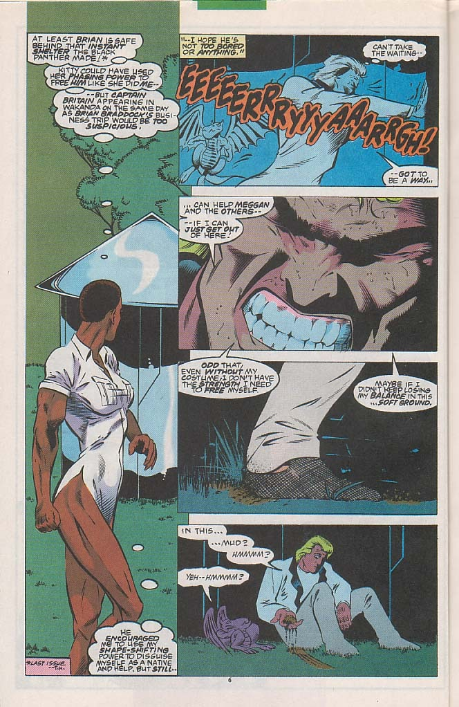 Excalibur (1988) issue 60 - Page 5