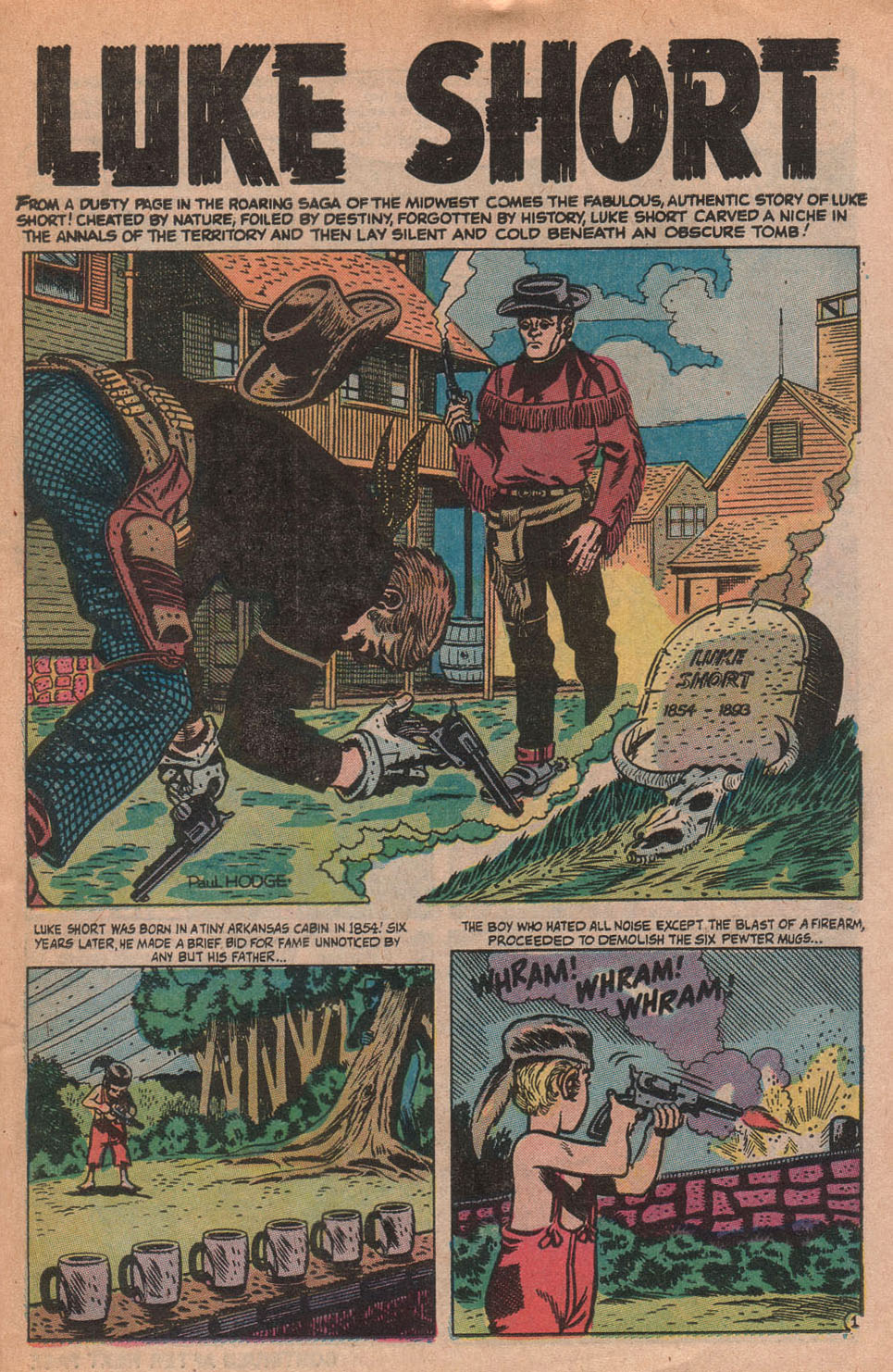 Read online Two-Gun Kid comic -  Issue #112 - 23