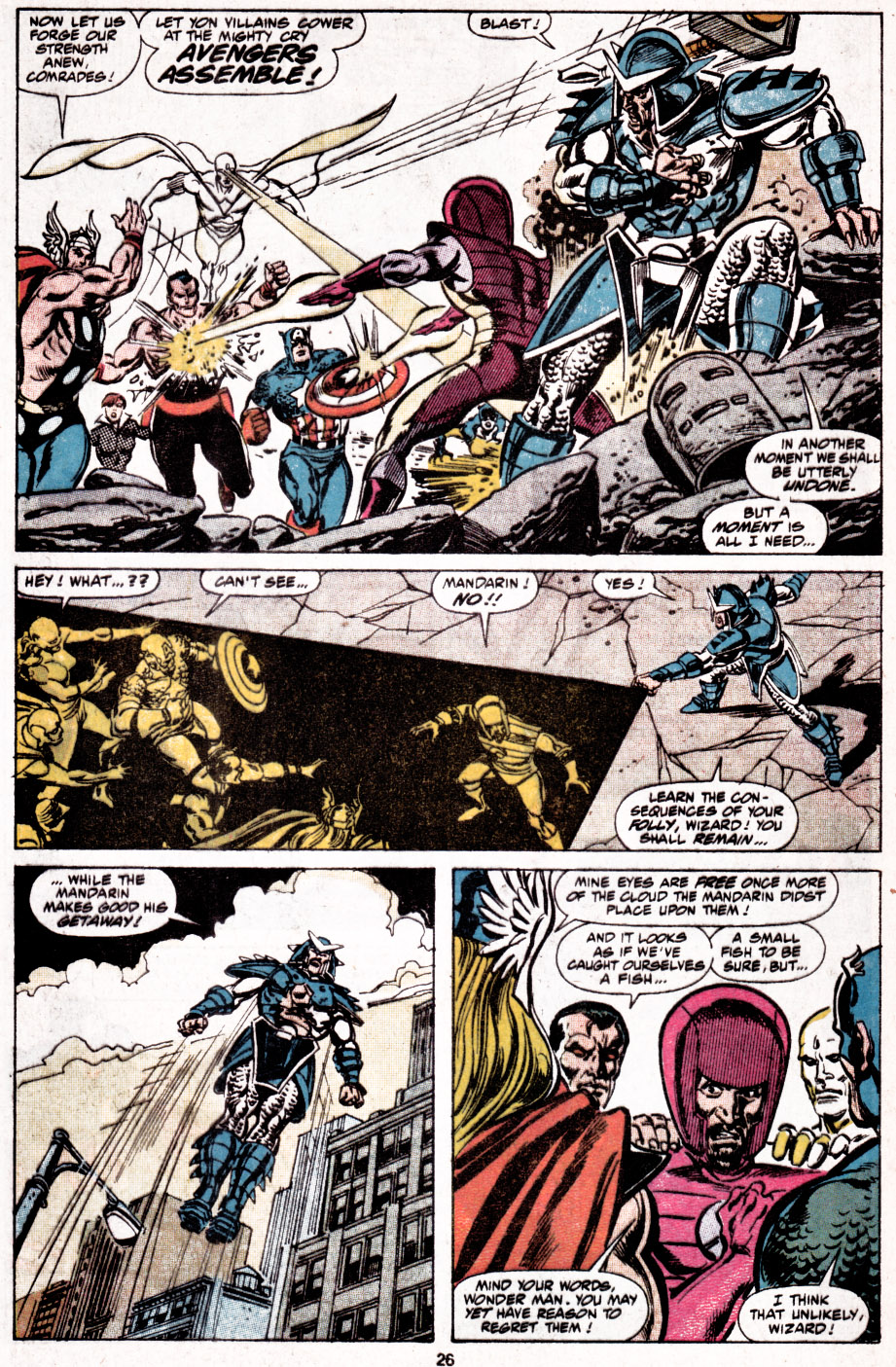 The Avengers (1963) 313 Page 20