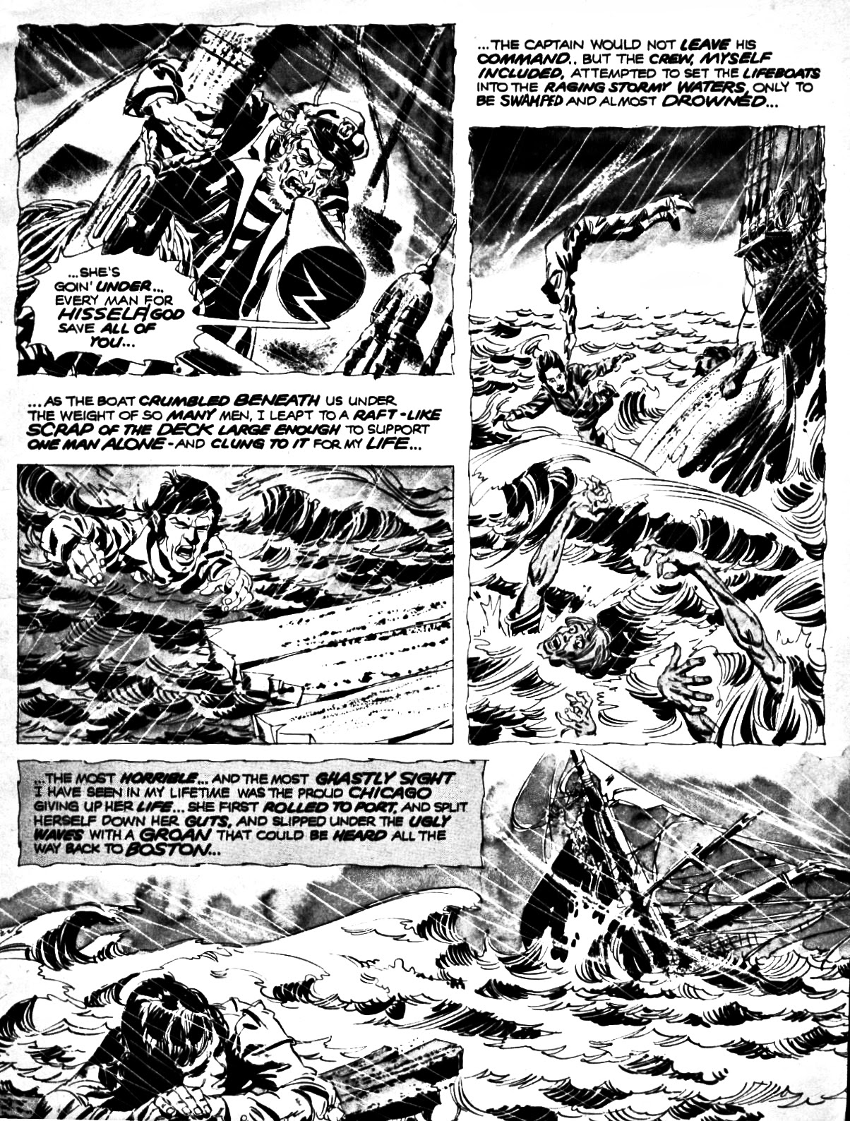Scream (1973) issue 7 - Page 5