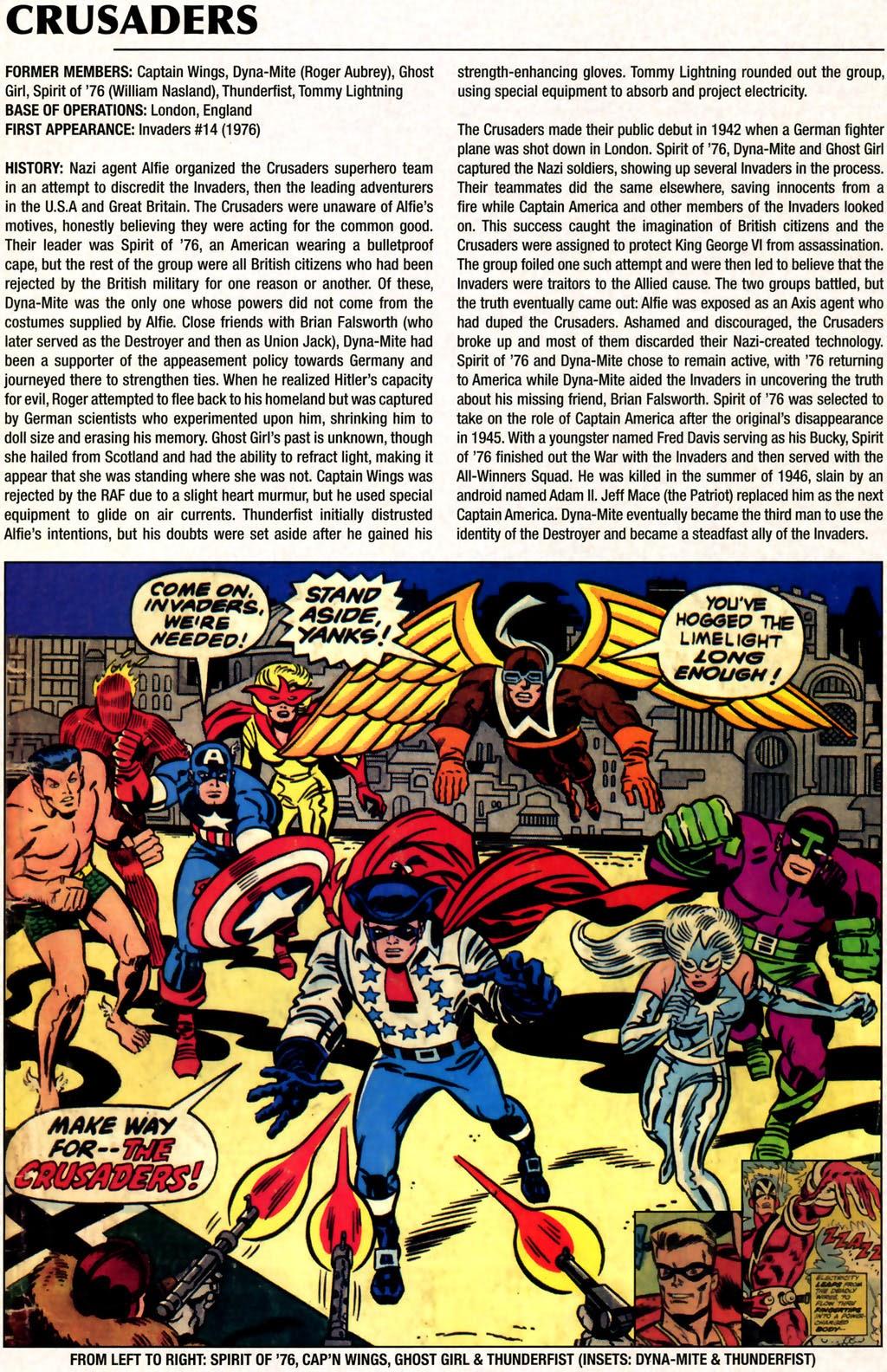 Read online Marvel Legacy: The 1970's Handbook comic -  Issue # Full - 16