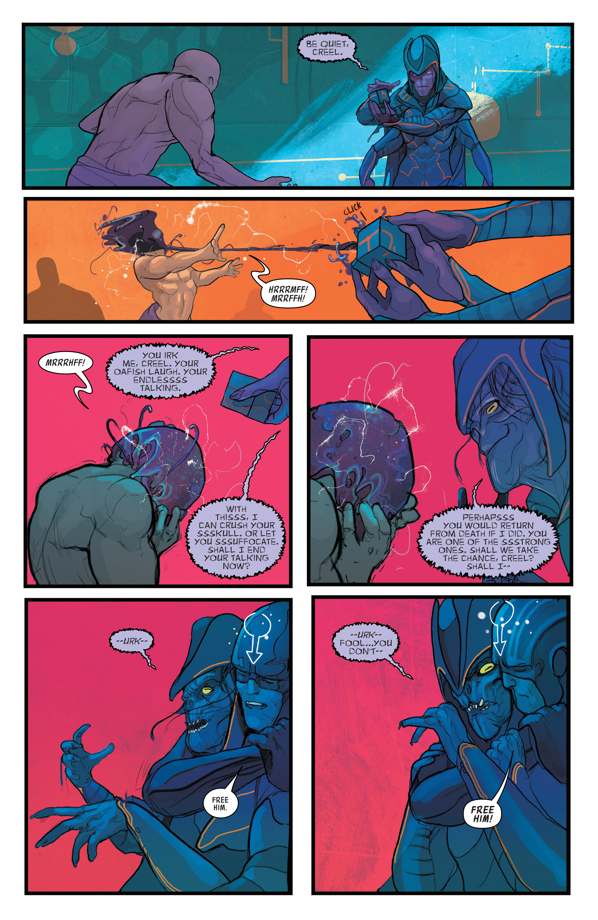 Read online Black Bolt comic -  Issue #2 - 11
