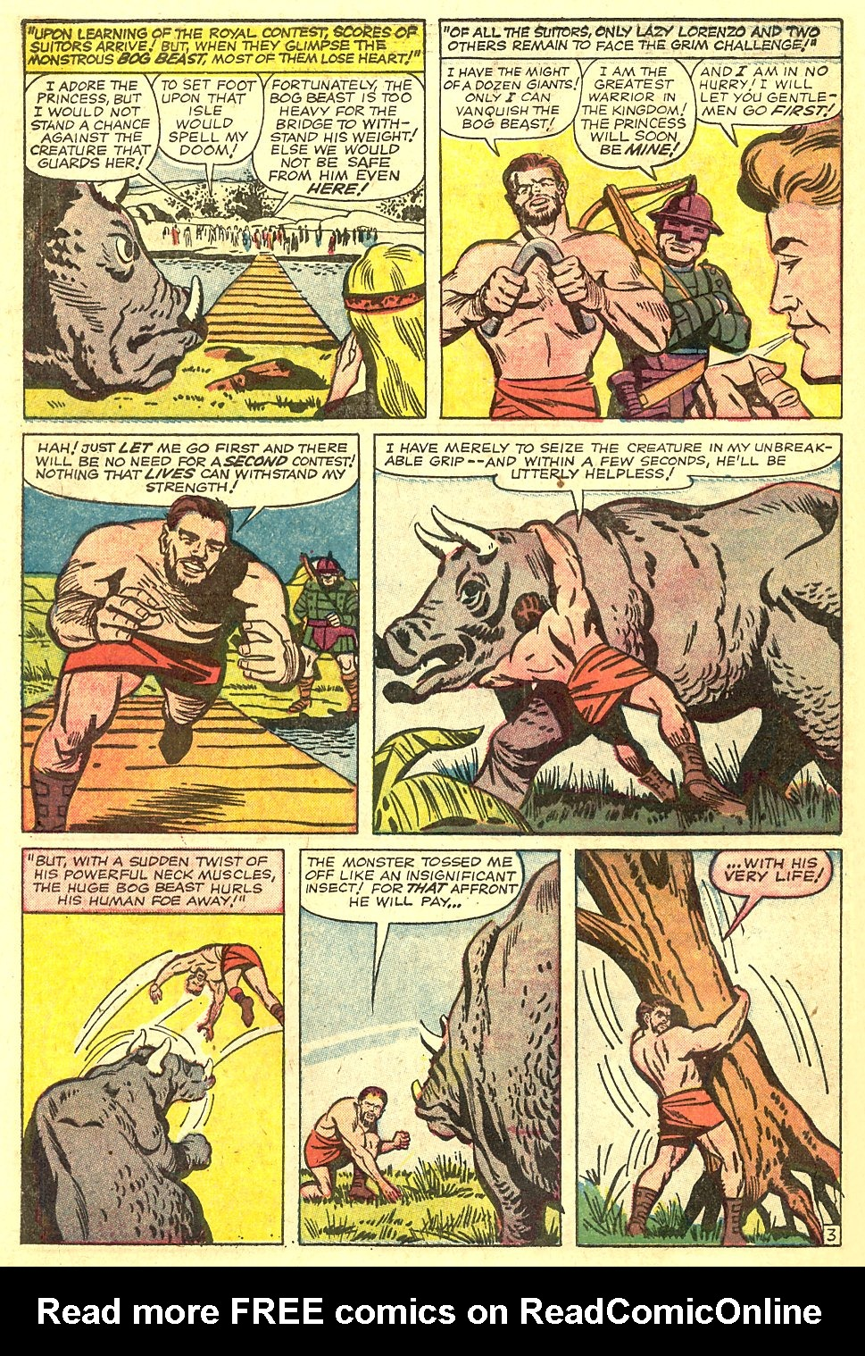 Tales to Astonish (1959) issue 56 - Page 30