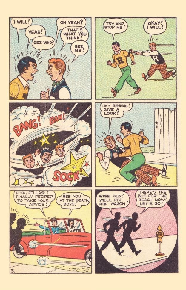 Archie Comics issue 041 - Page 29