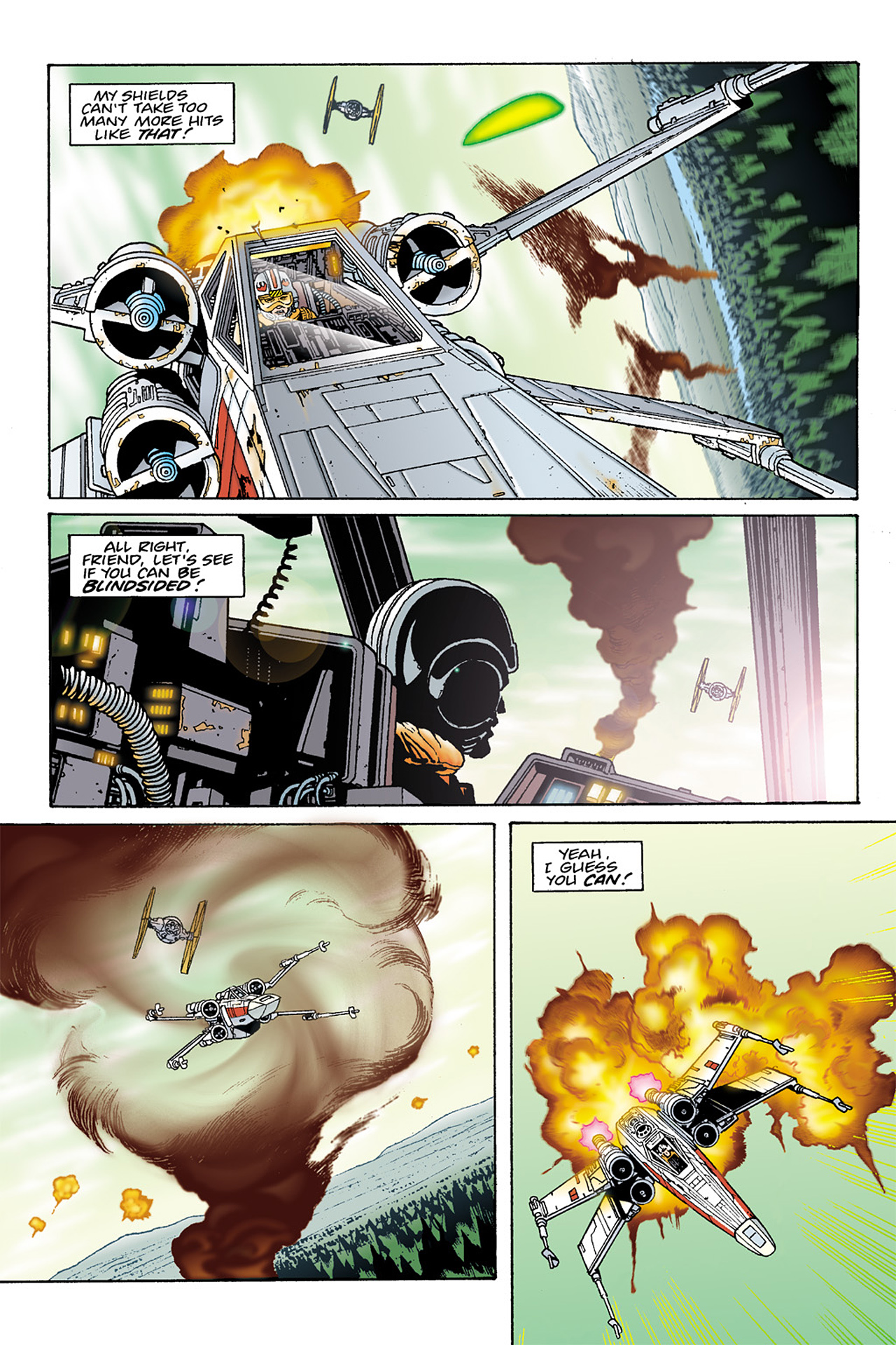 Read online Star Wars Omnibus comic -  Issue # Vol. 2 - 261