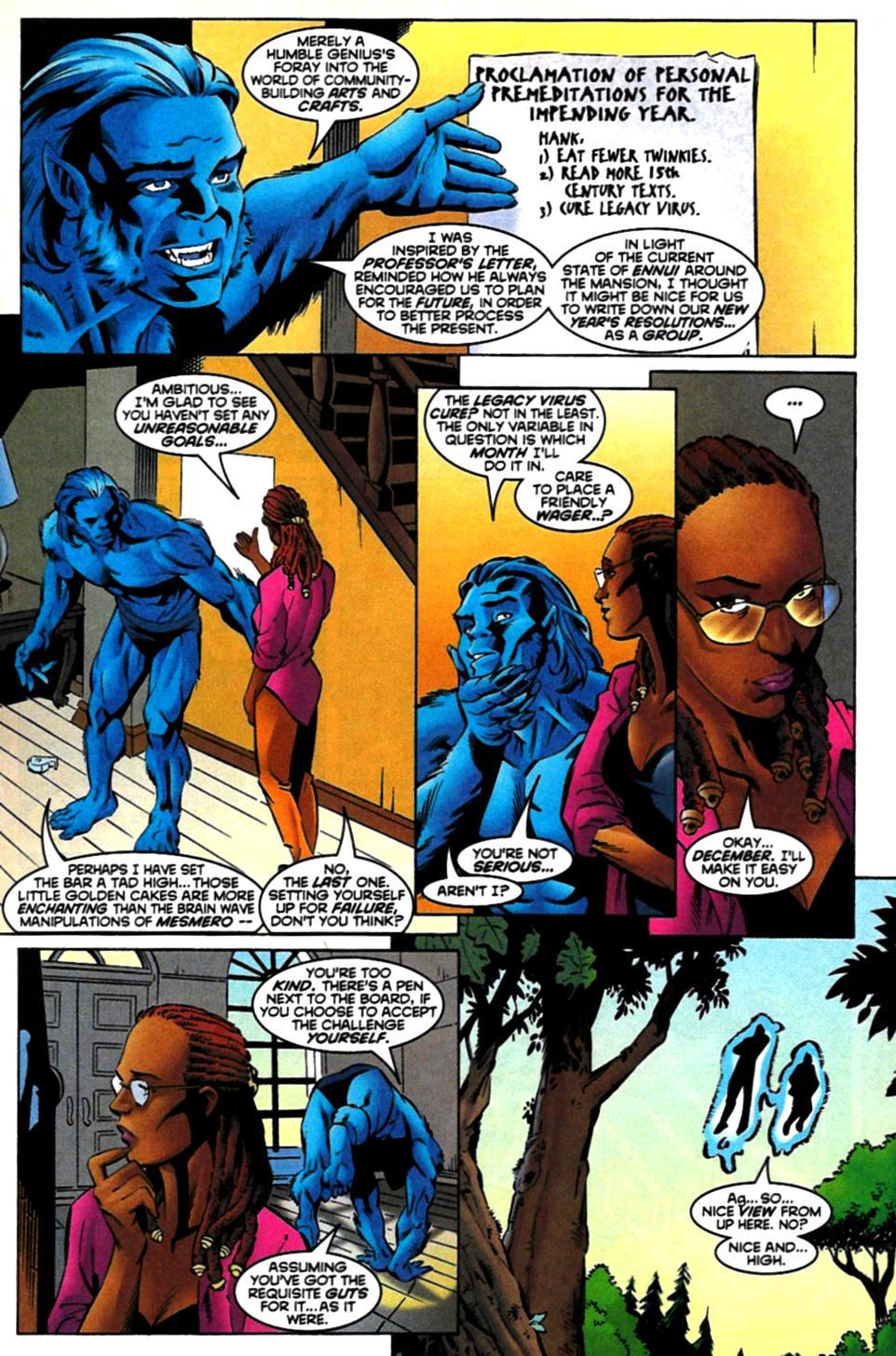 X-Men (1991) 73 Page 10