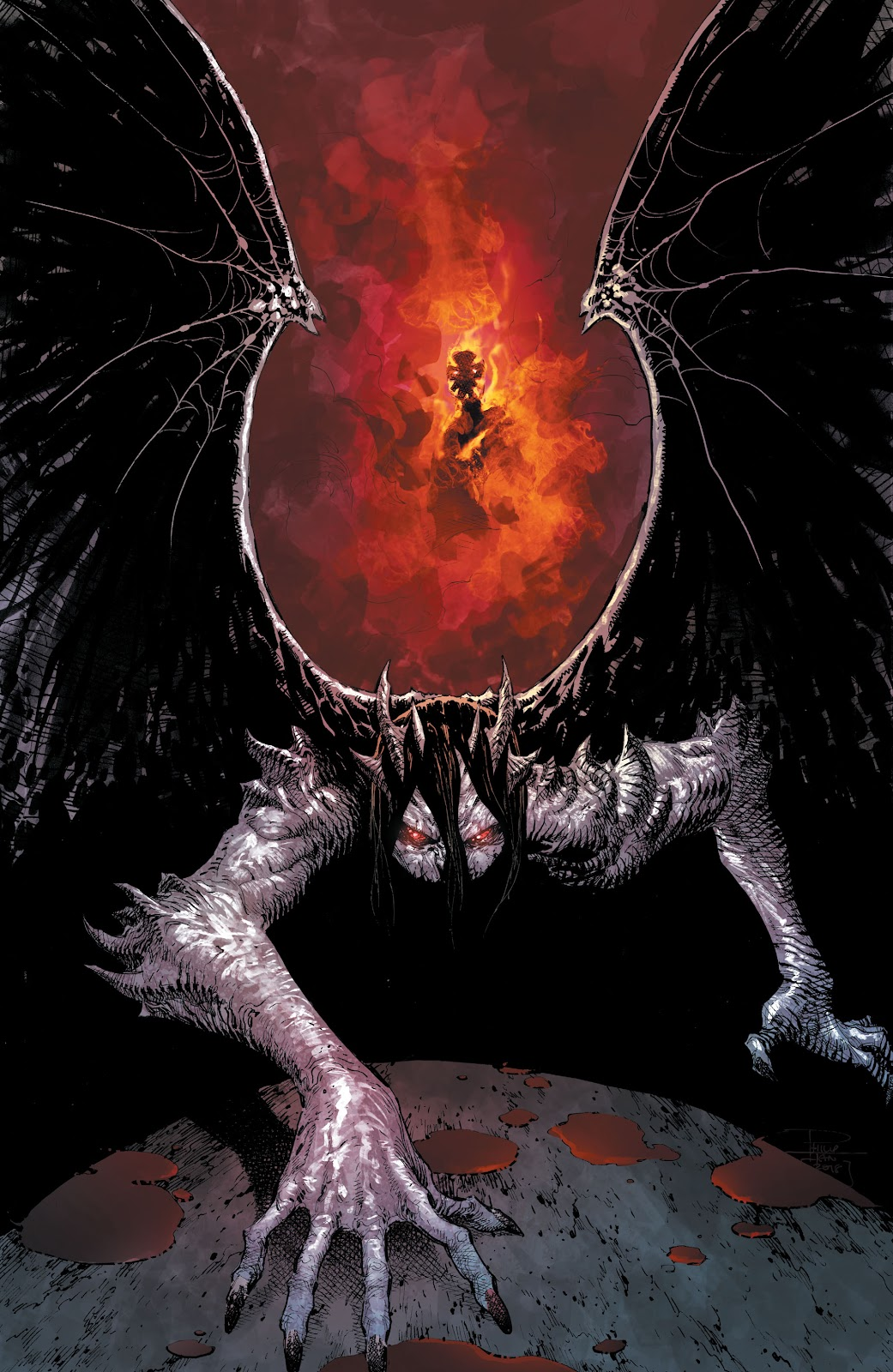 Read online The Curse of Brimstone: Ashes comic -  Issue # TPB (Part 2) - 9