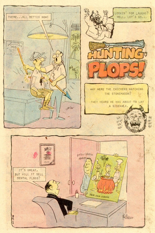 Read online Plop! comic -  Issue #22 - 38