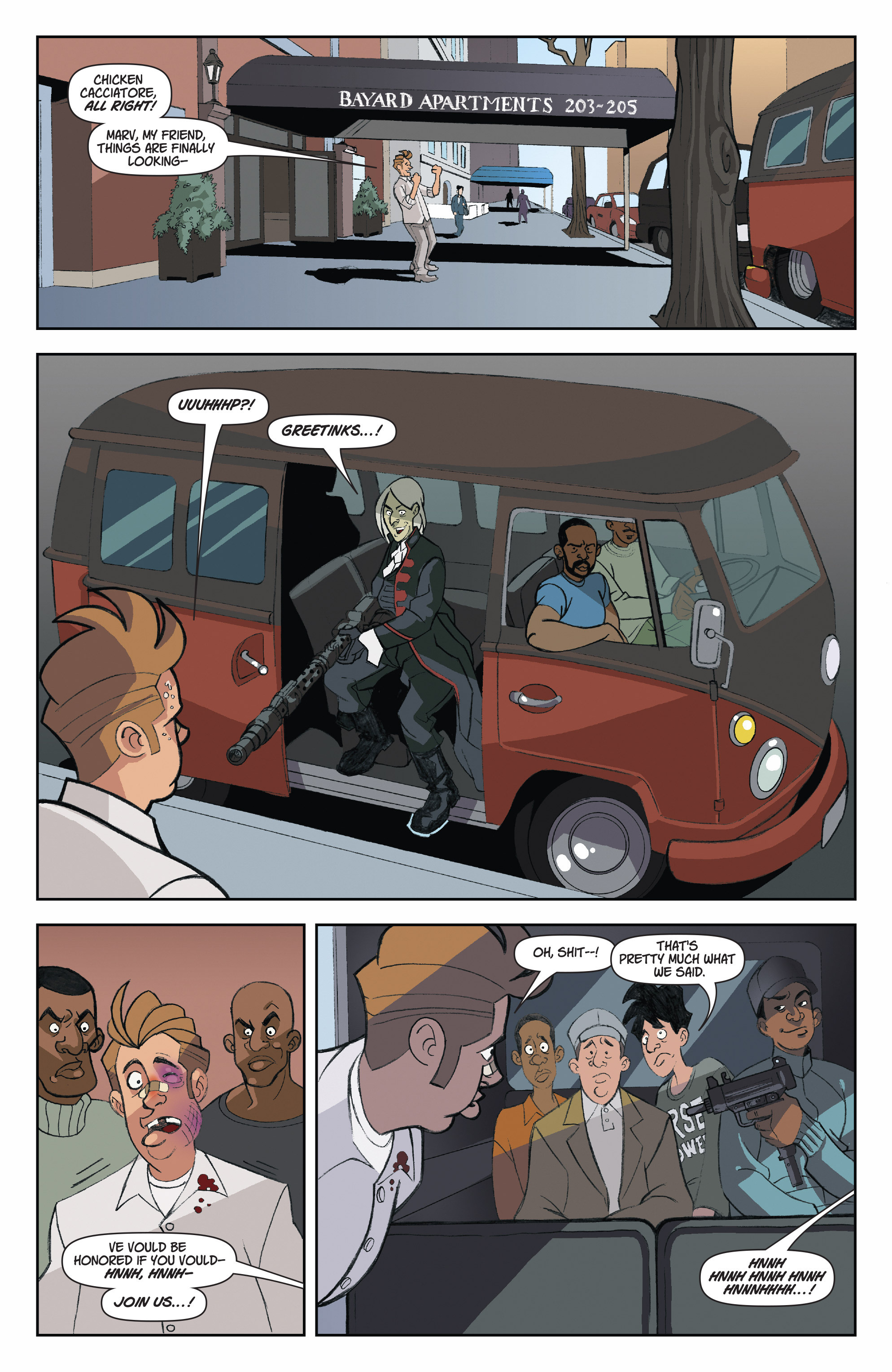Read online A Train Called Love comic -  Issue #8 - 21