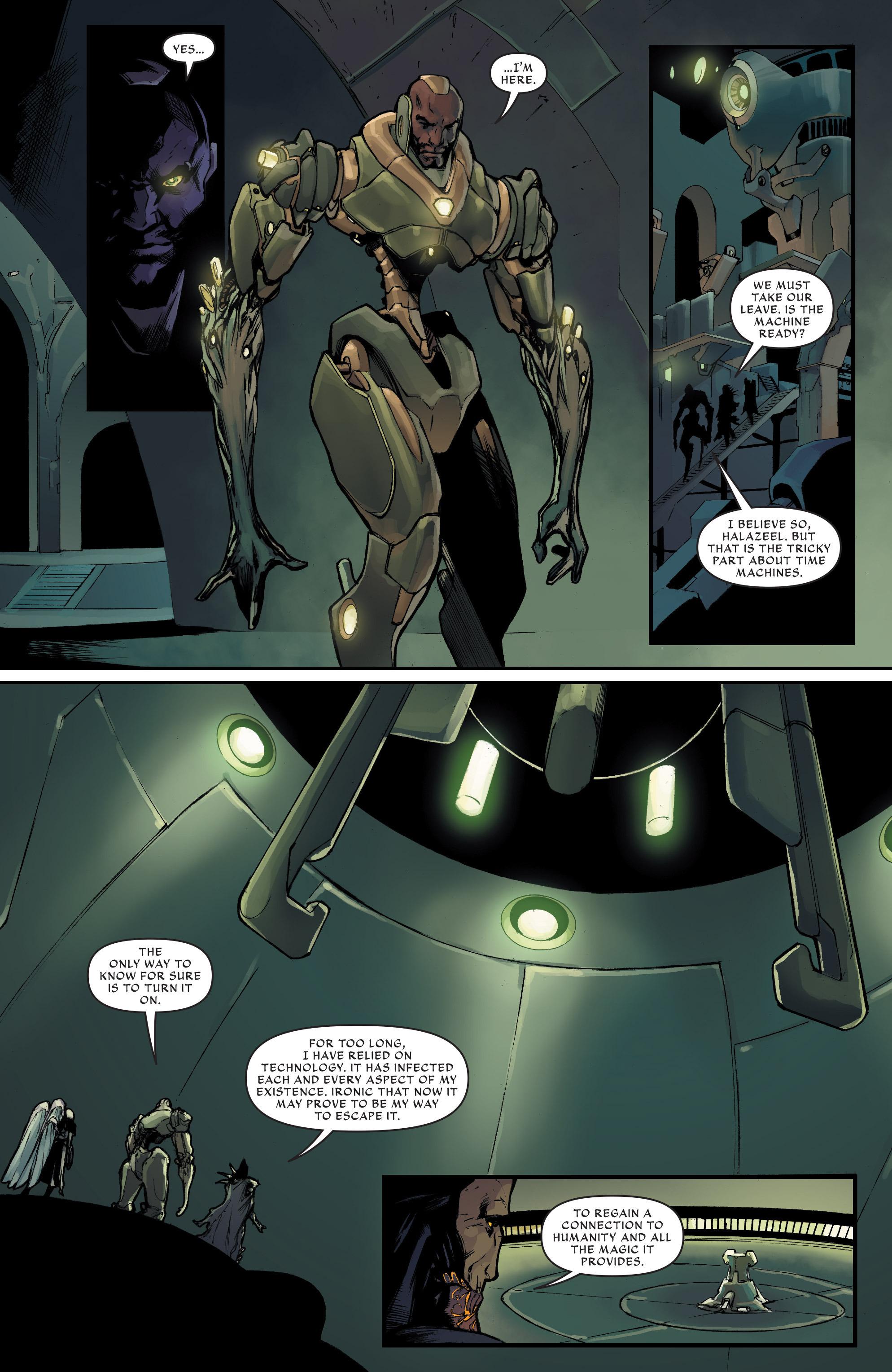 Read online Aspen Universe: Revelations comic -  Issue #2 - 14