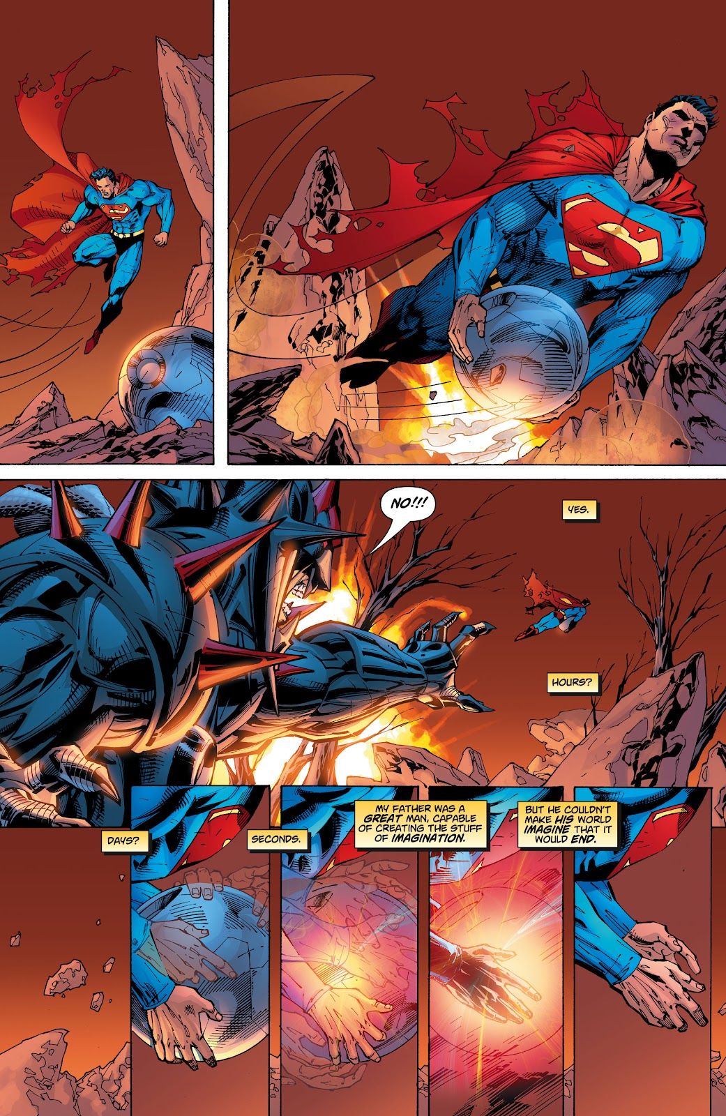 Read online Superman: For Tomorrow comic -  Issue # TPB (Part 3) - 71