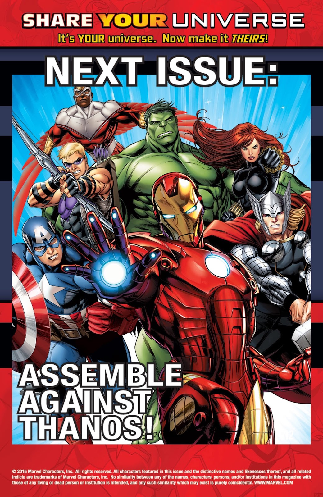 Read online Marvel Universe Avengers Assemble Season 2 comic -  Issue #11 - 30