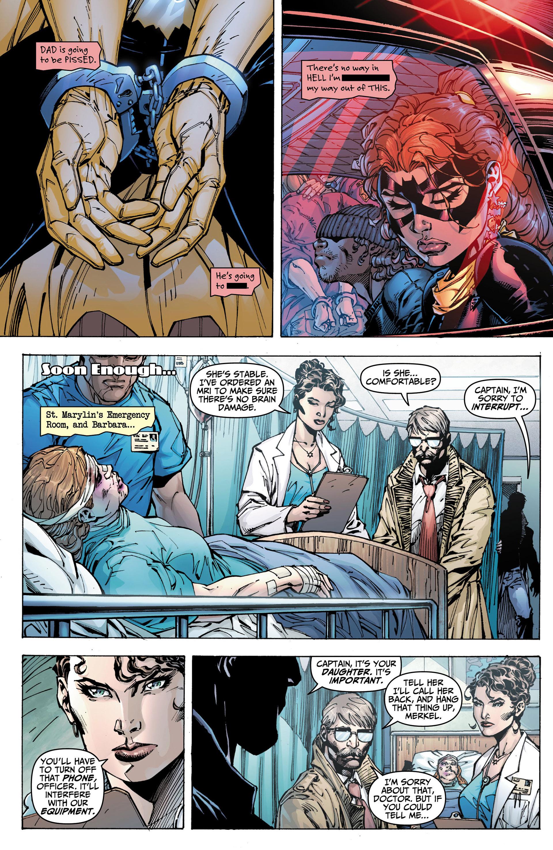 Read online All Star Batman & Robin, The Boy Wonder comic -  Issue #10 - 20