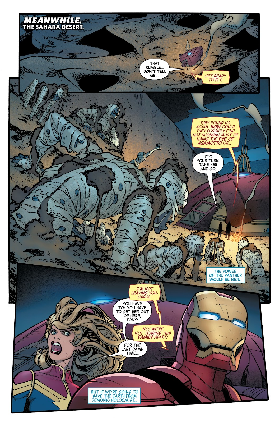 Avengers (2018) issue 34 - Page 20