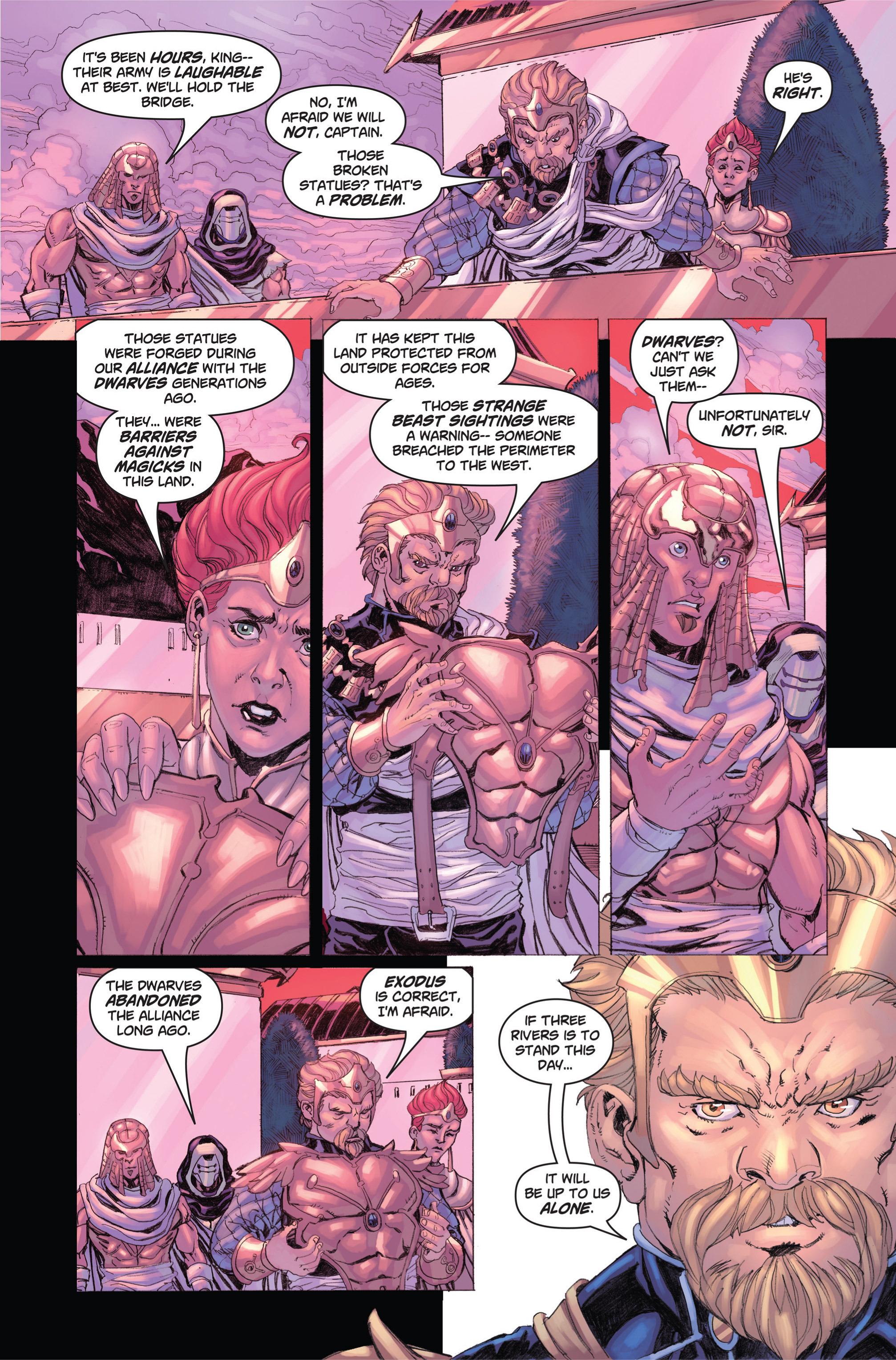 Read online Skyward comic -  Issue #9 - 5