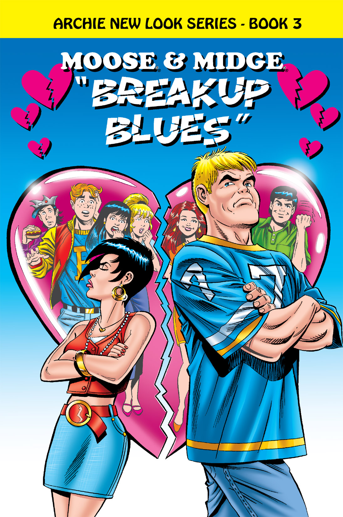 Read online Archie's New Look Series comic -  Issue #3 - 1