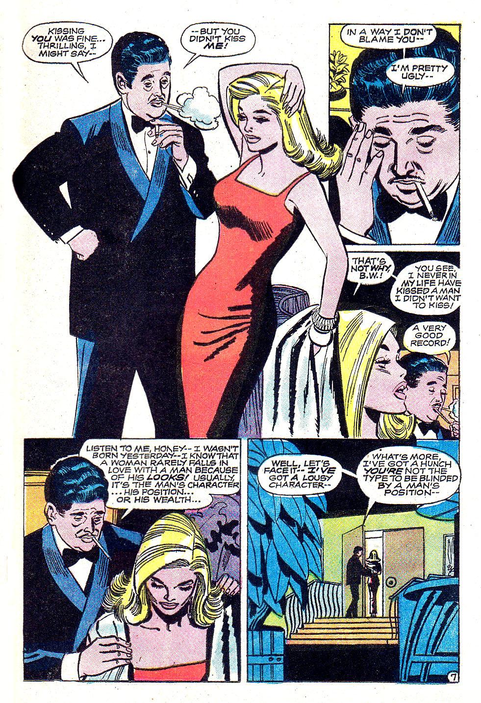 Read online Secret Hearts comic -  Issue #131 - 25