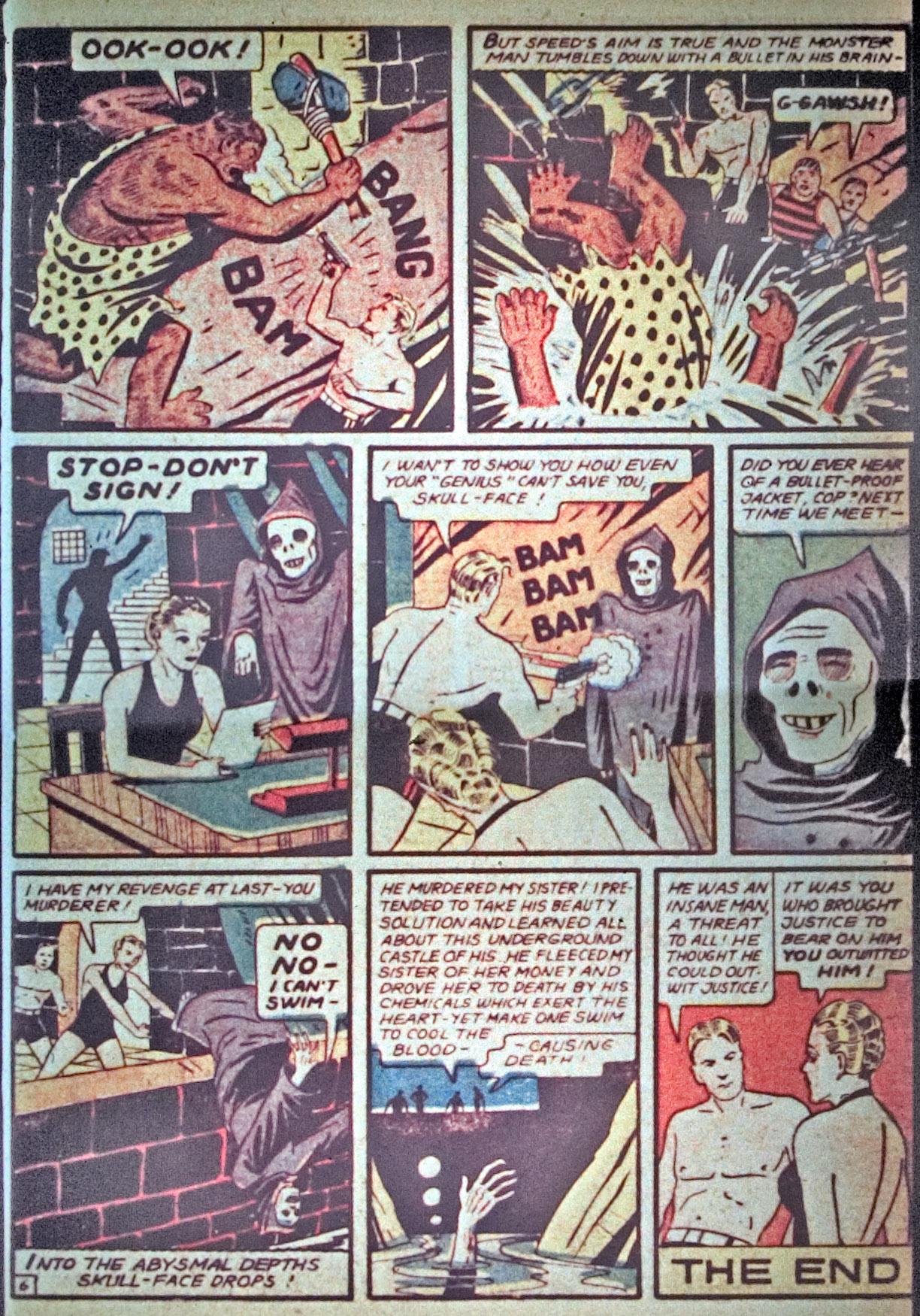 Detective Comics (1937) 32 Page 40