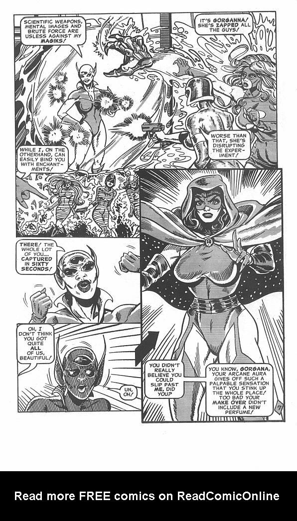 Femforce Issue #113 #113 - English 10