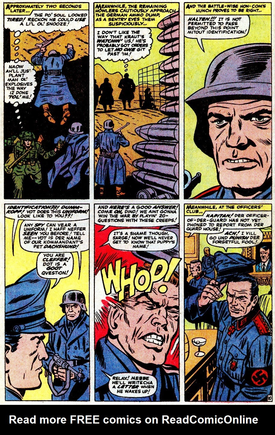 Sgt. Fury issue _Special_6 - Page 24