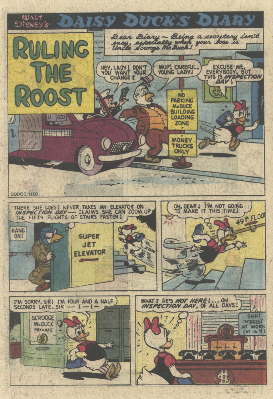 Read online Uncle Scrooge (1953) comic -  Issue #227 - 17