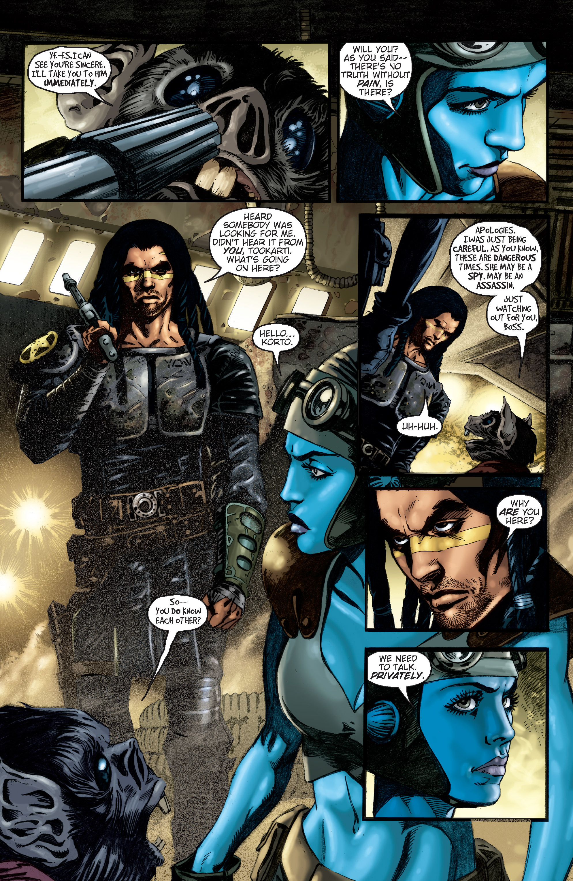 Read online Star Wars Omnibus comic -  Issue # Vol. 24 - 11