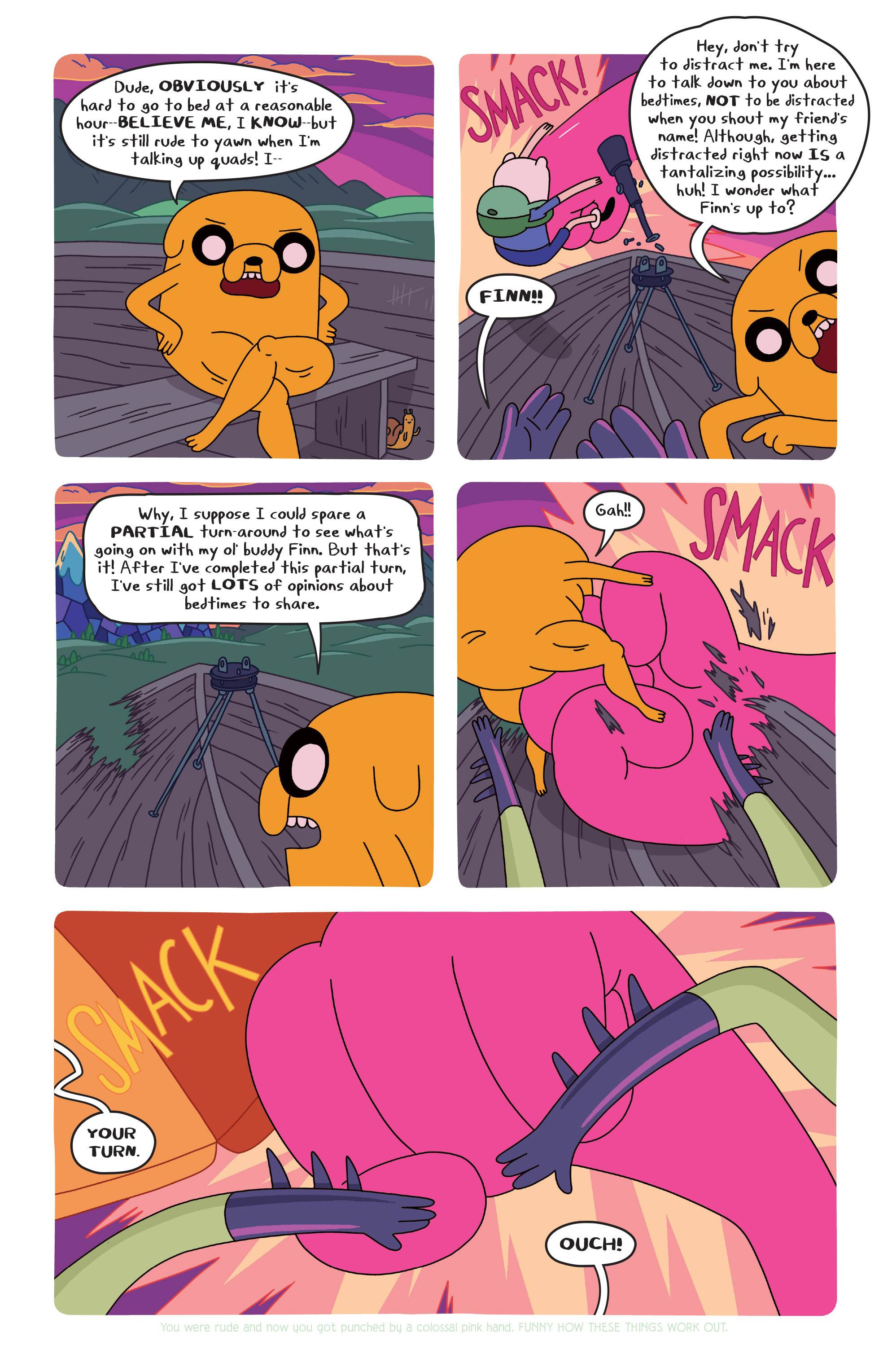 Read online Adventure Time comic -  Issue #Adventure Time _TPB 5 - 9