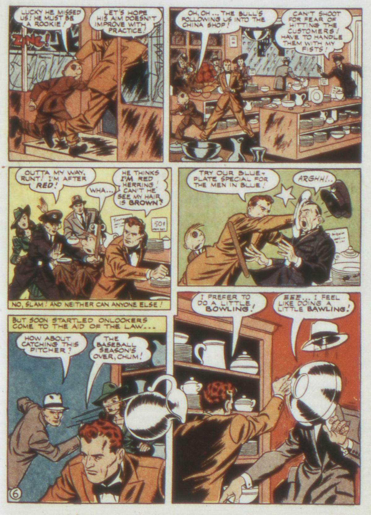 Read online Detective Comics (1937) comic -  Issue #77 - 21