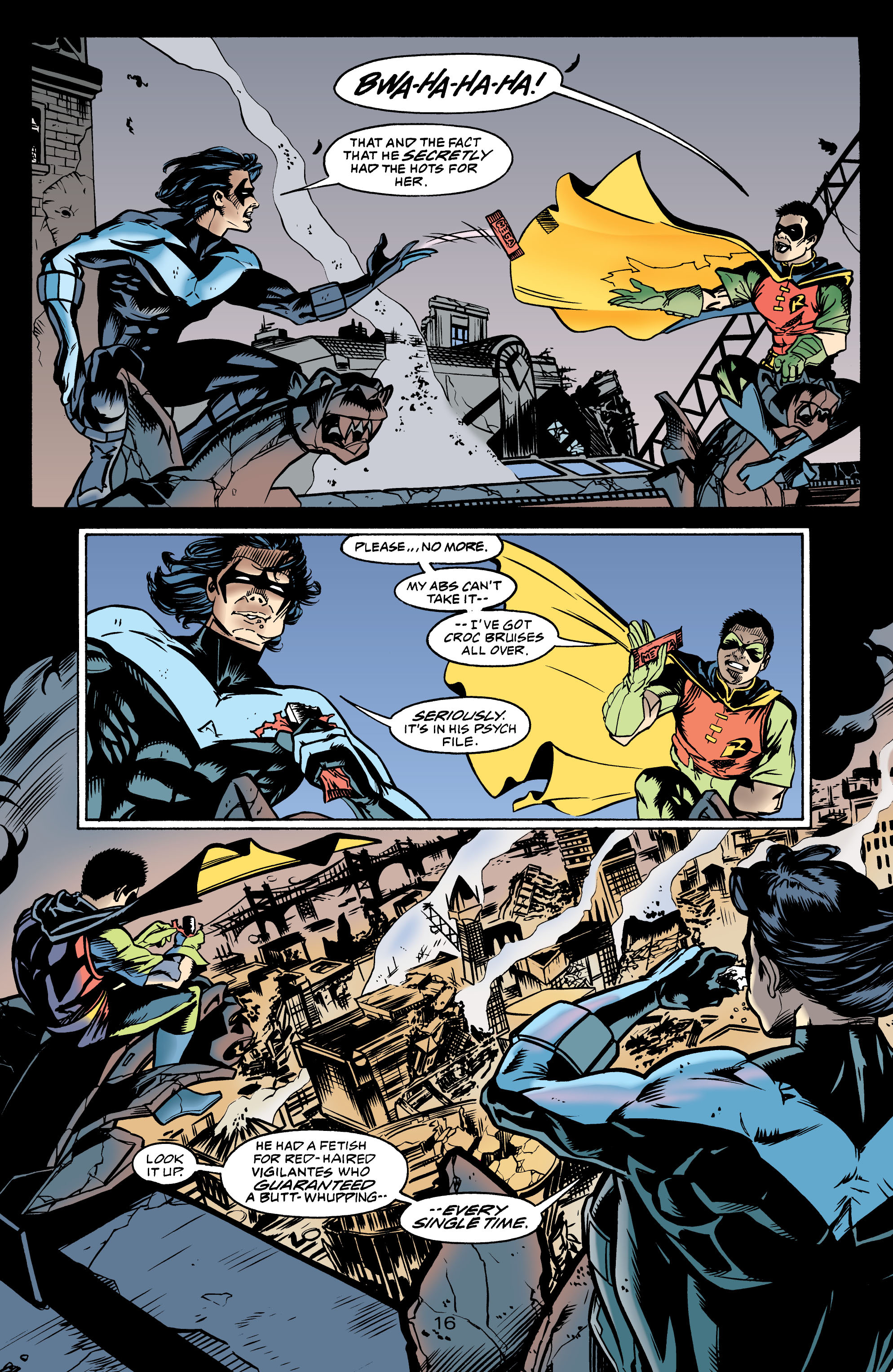 Read online Batman: Day of Judgment comic -  Issue # Full - 17