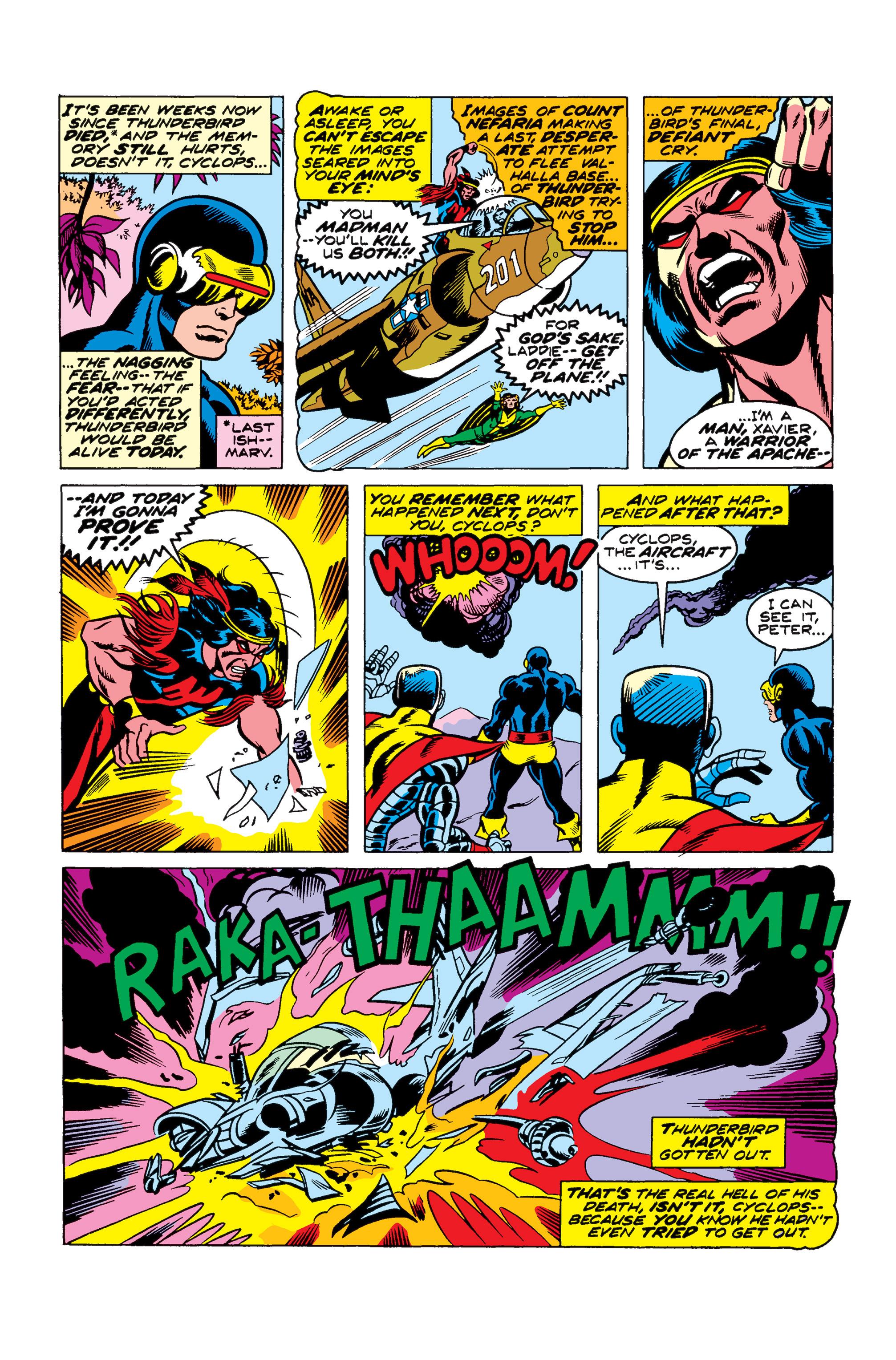 Uncanny X-Men (1963) 96 Page 2