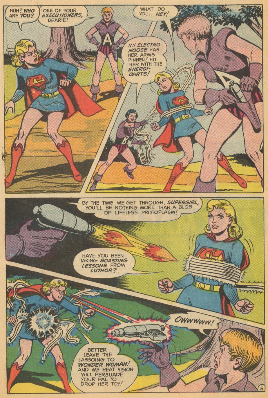 Read online Action Comics (1938) comic -  Issue #366 - 26