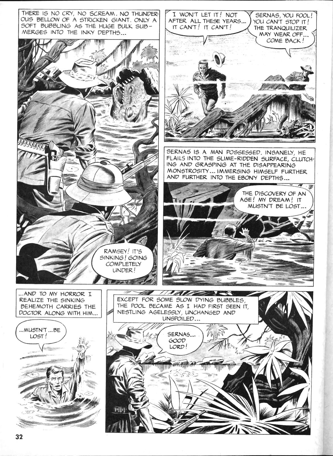 Creepy (1964) Issue #25 #25 - English 32