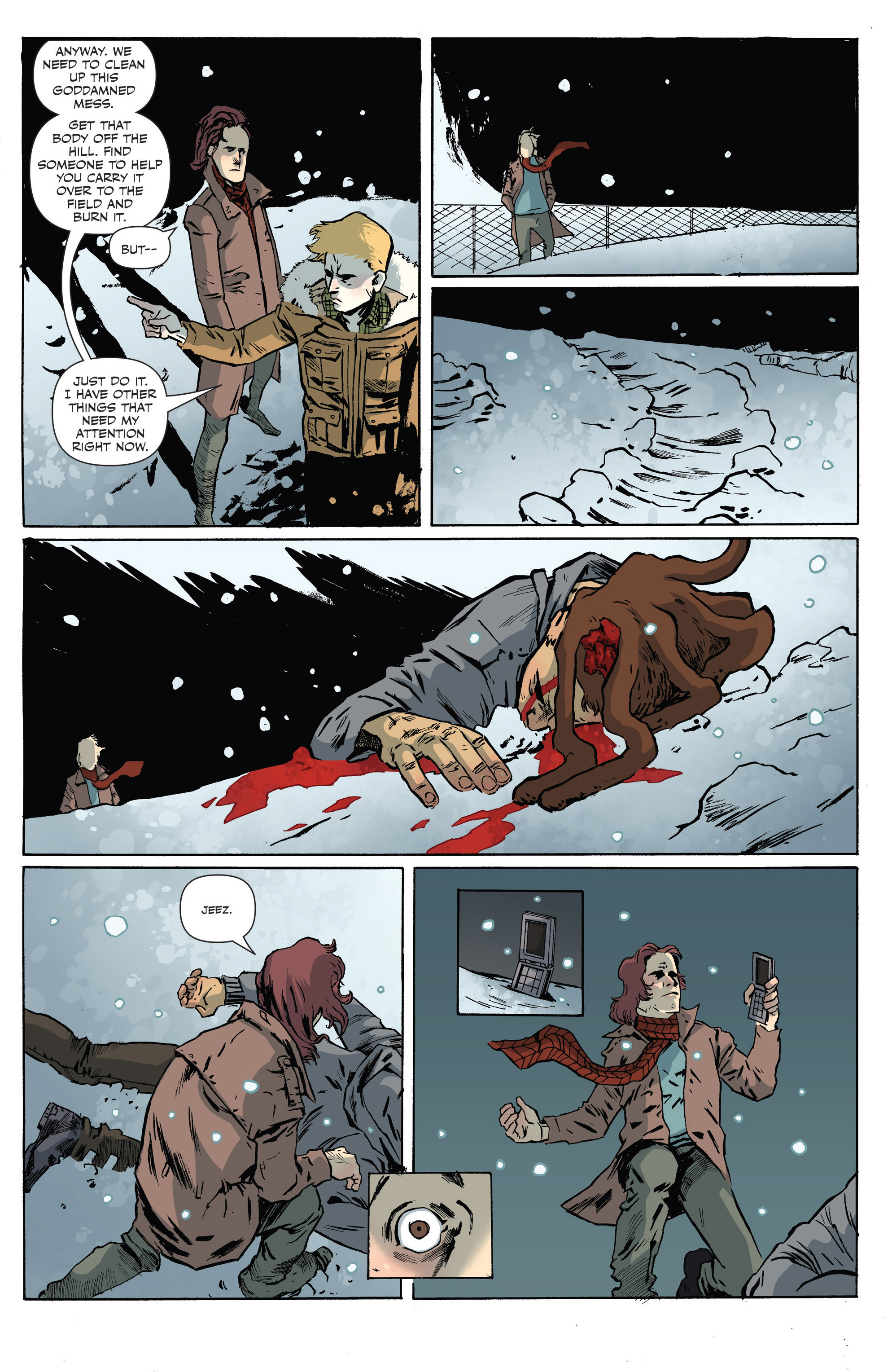 Read online Sheltered comic -  Issue #7 - 21