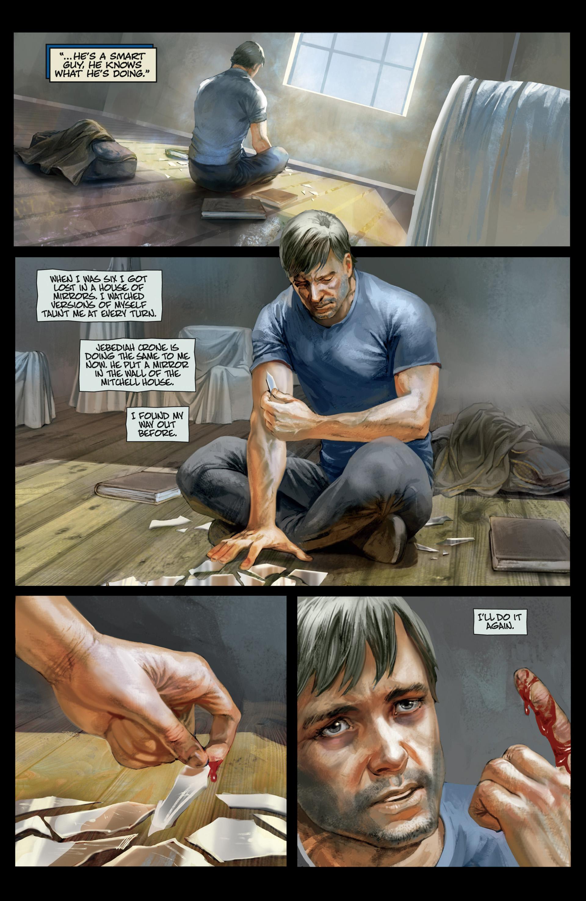 Read online Abattoir comic -  Issue #3 - 6