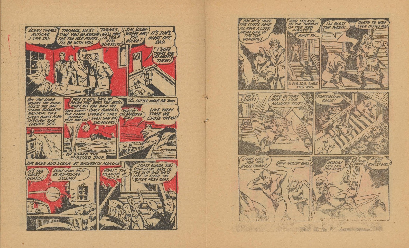 Bulletman issue 11 - Page 9