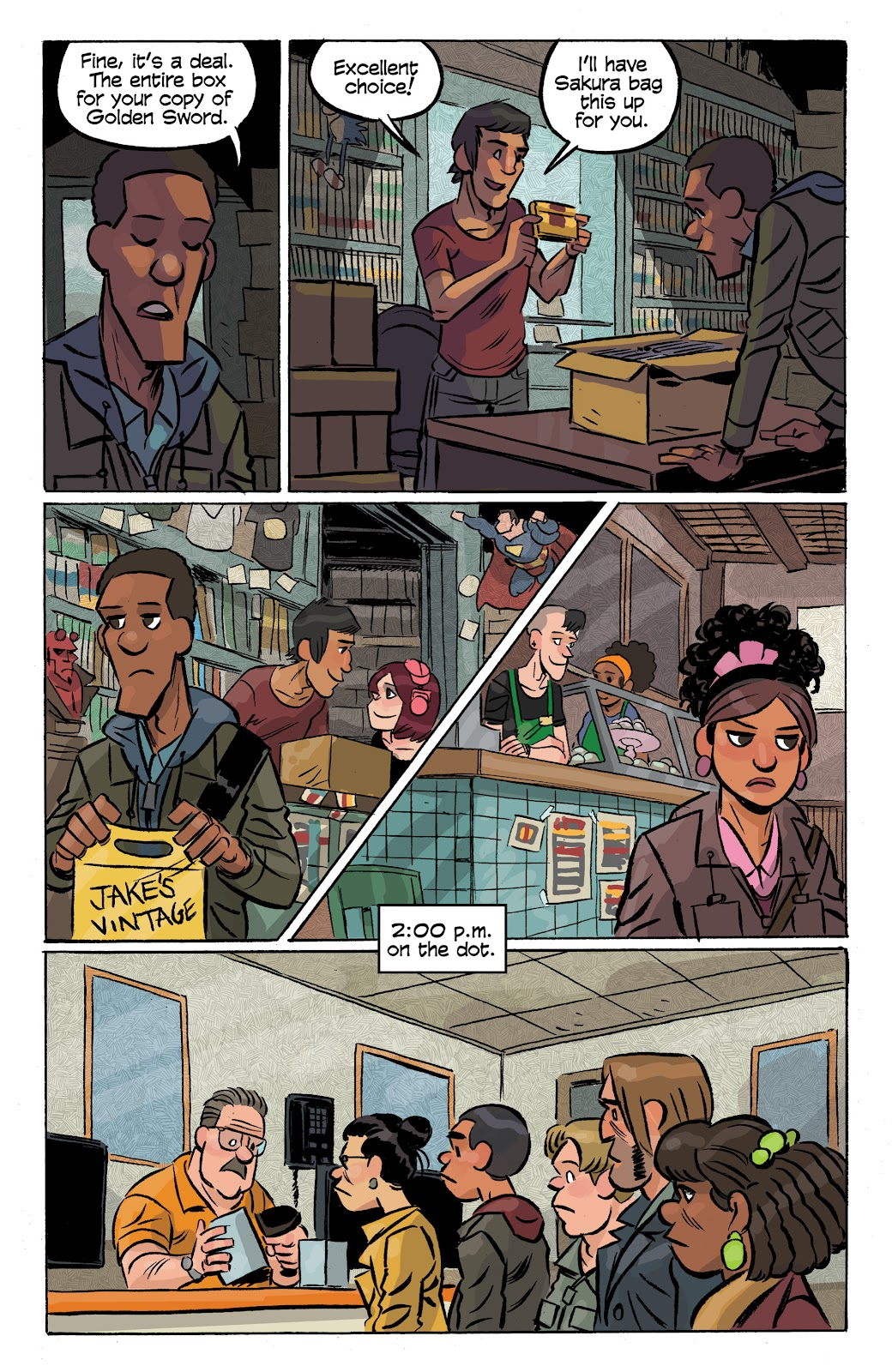 Read online Cellies comic -  Issue #8 - 20