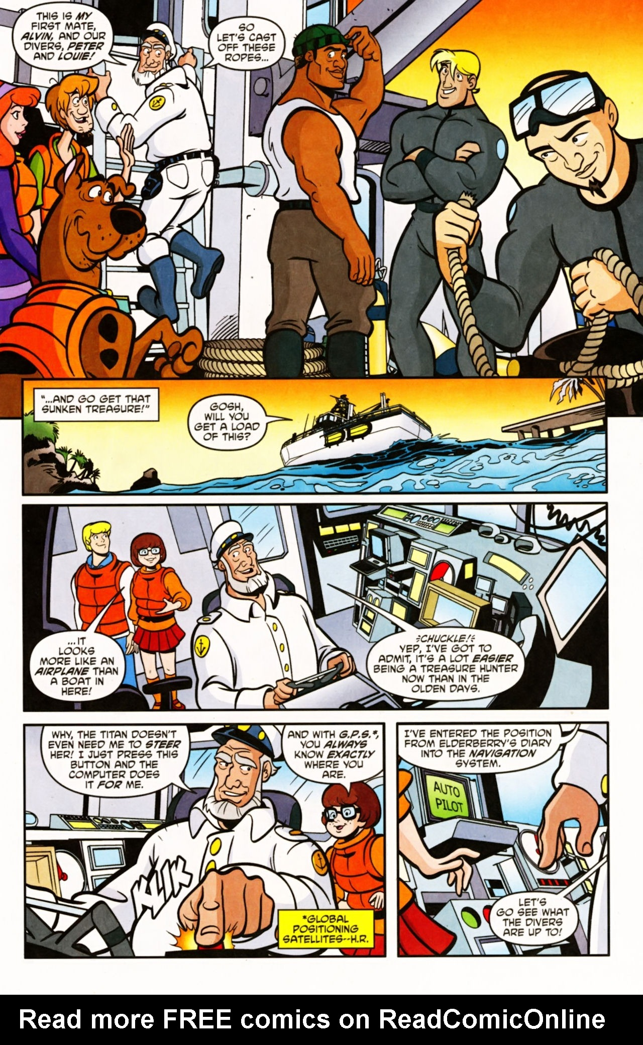 Read online Scooby-Doo (1997) comic -  Issue #154 - 4
