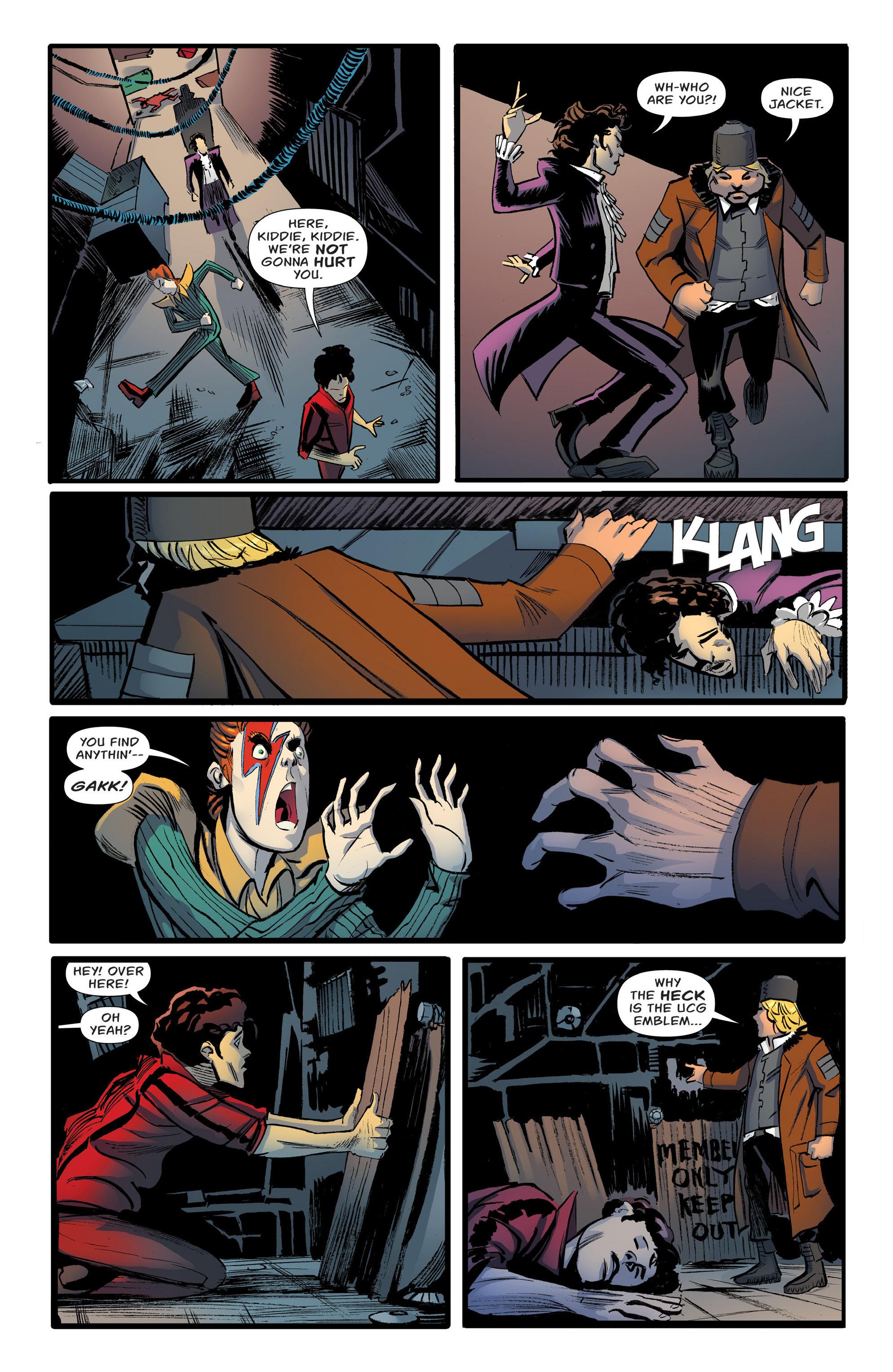 Read online Shutter comic -  Issue #27 - 24
