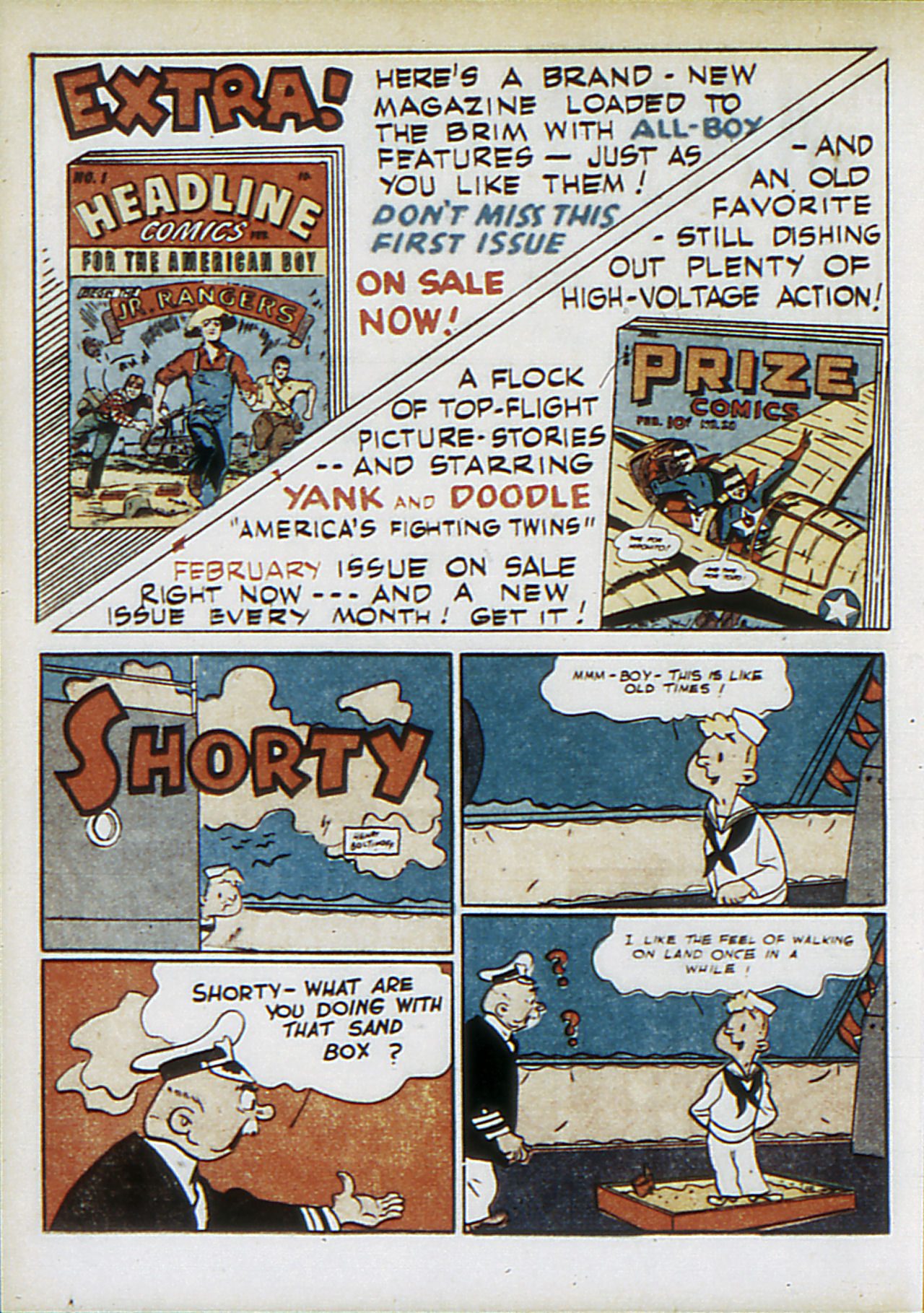 Read online Adventure Comics (1938) comic -  Issue #83 - 47
