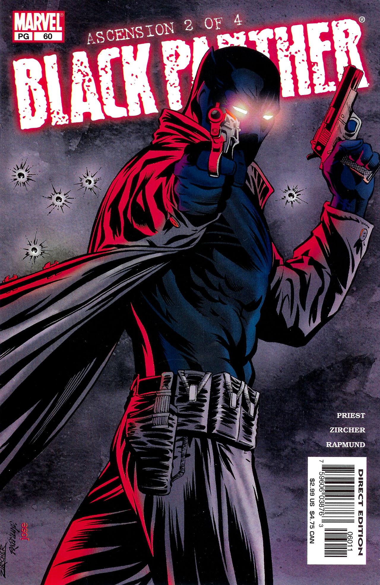 Black Panther (1998) 60 Page 1