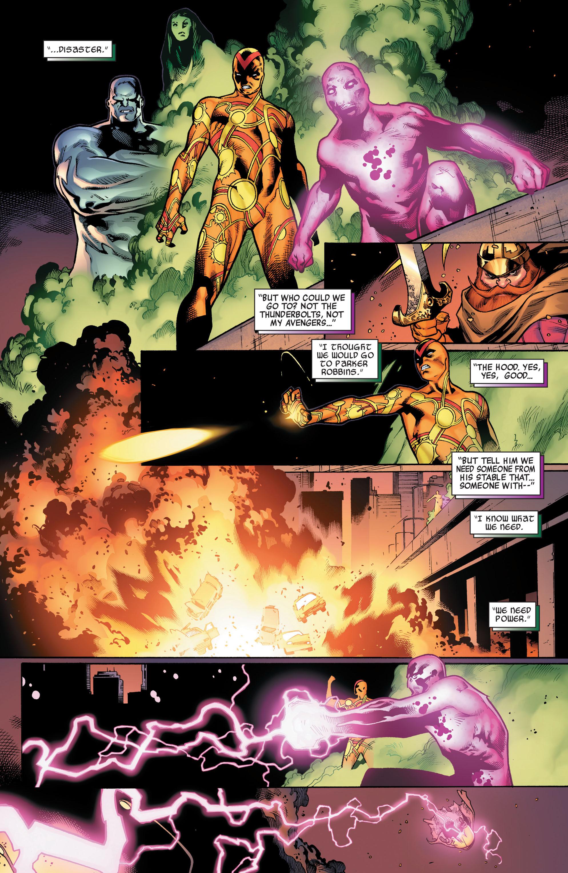 Read online Siege (2010) comic -  Issue #1 - 6