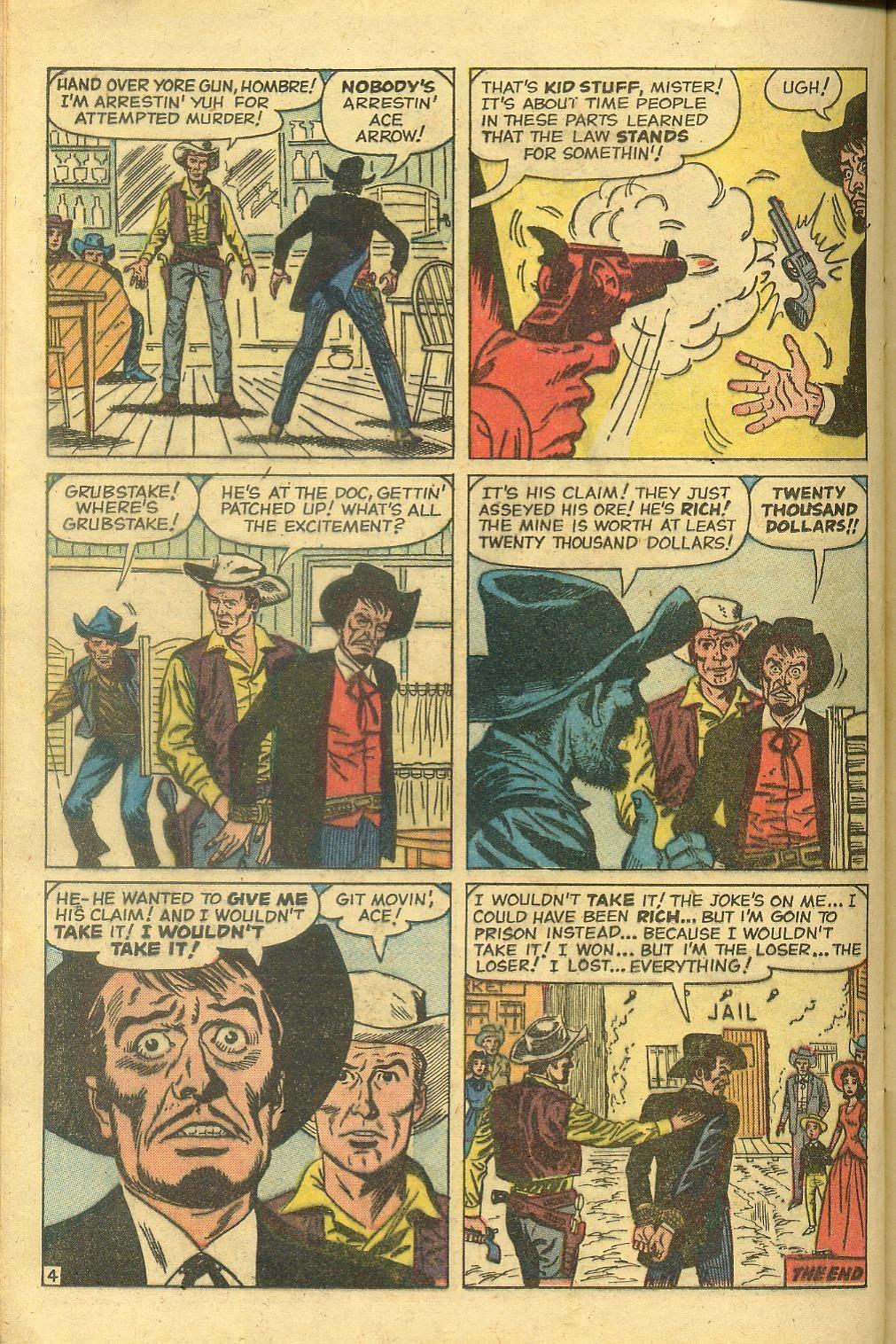 Gunsmoke Western issue 58 - Page 24