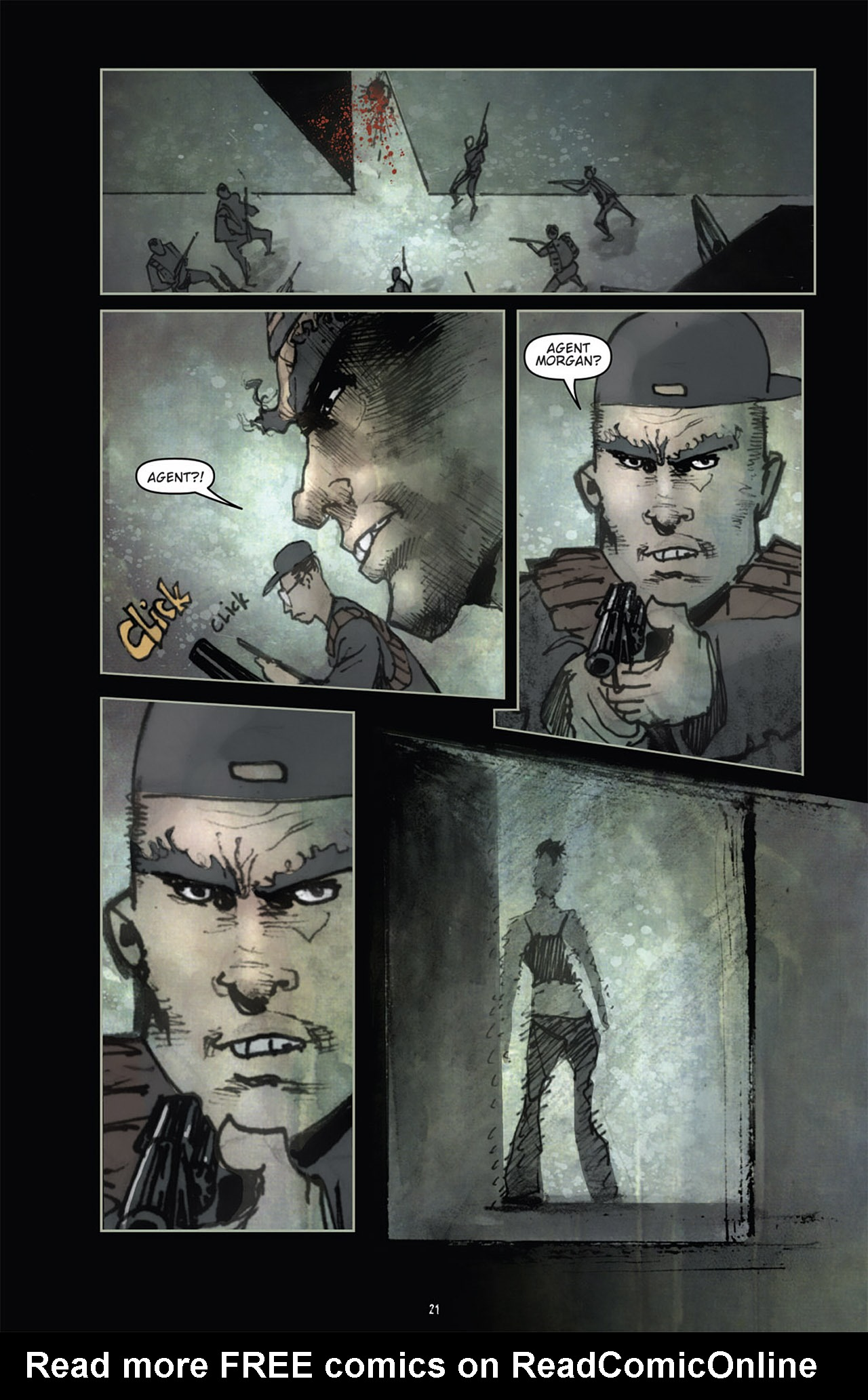 Read online 30 Days of Night (2011) comic -  Issue #2 - 25