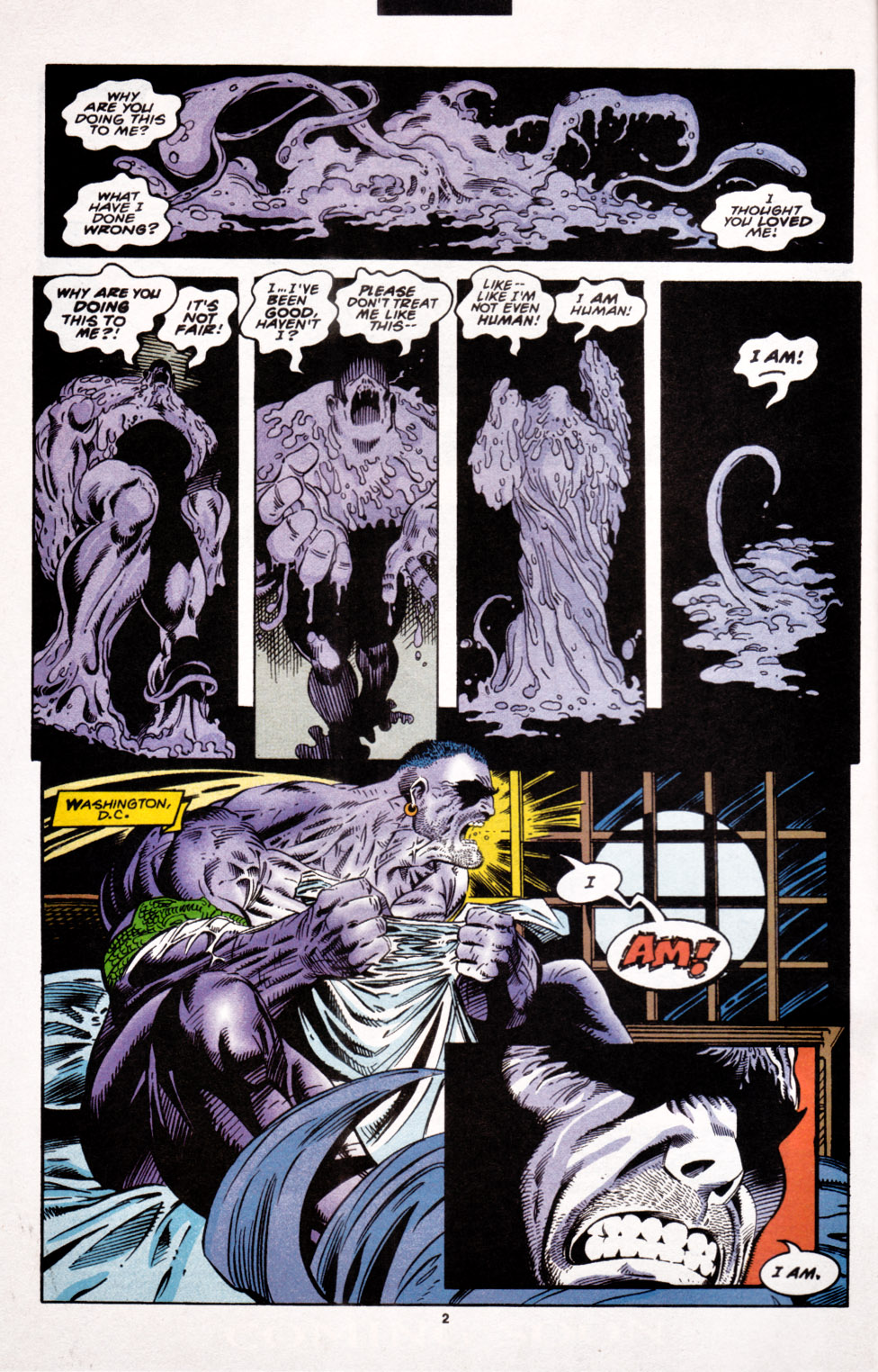 Read online X-Factor (1986) comic -  Issue #102 - 3