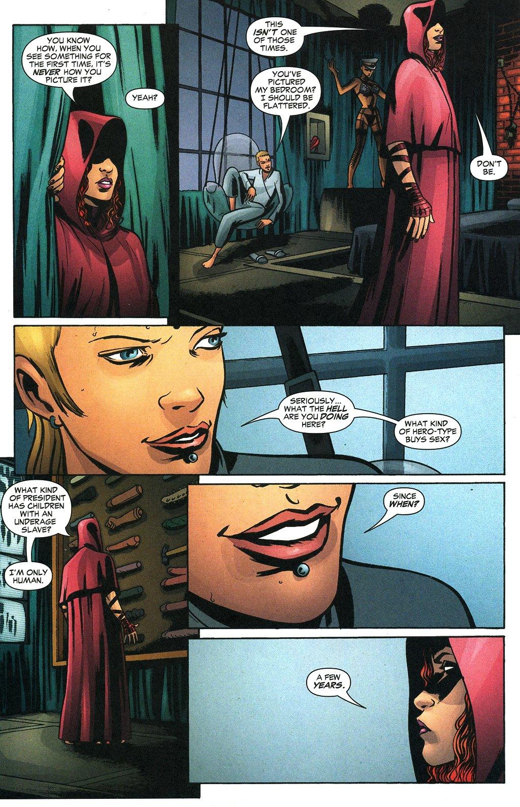 Read online Fallen Angel (2003) comic -  Issue #19 - 20