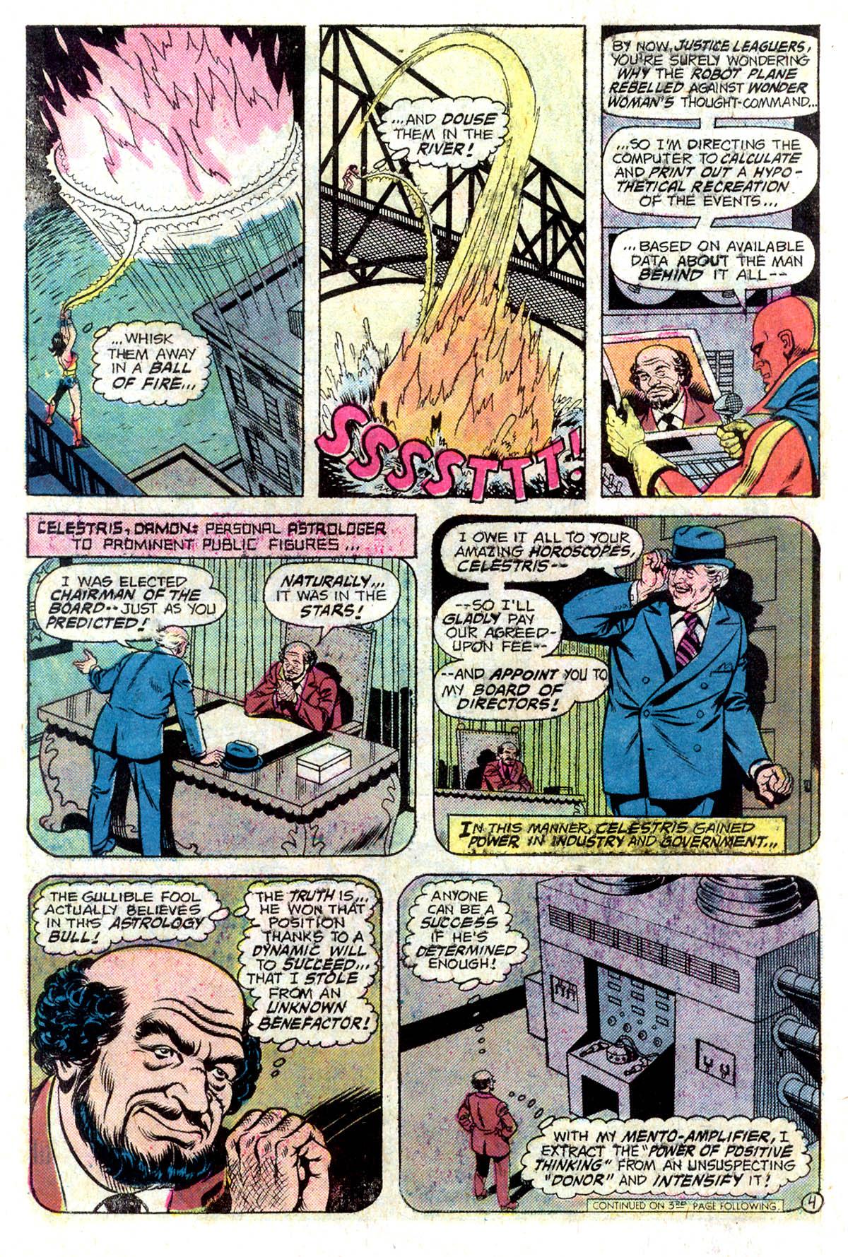 Read online Wonder Woman (1942) comic -  Issue #218 - 6