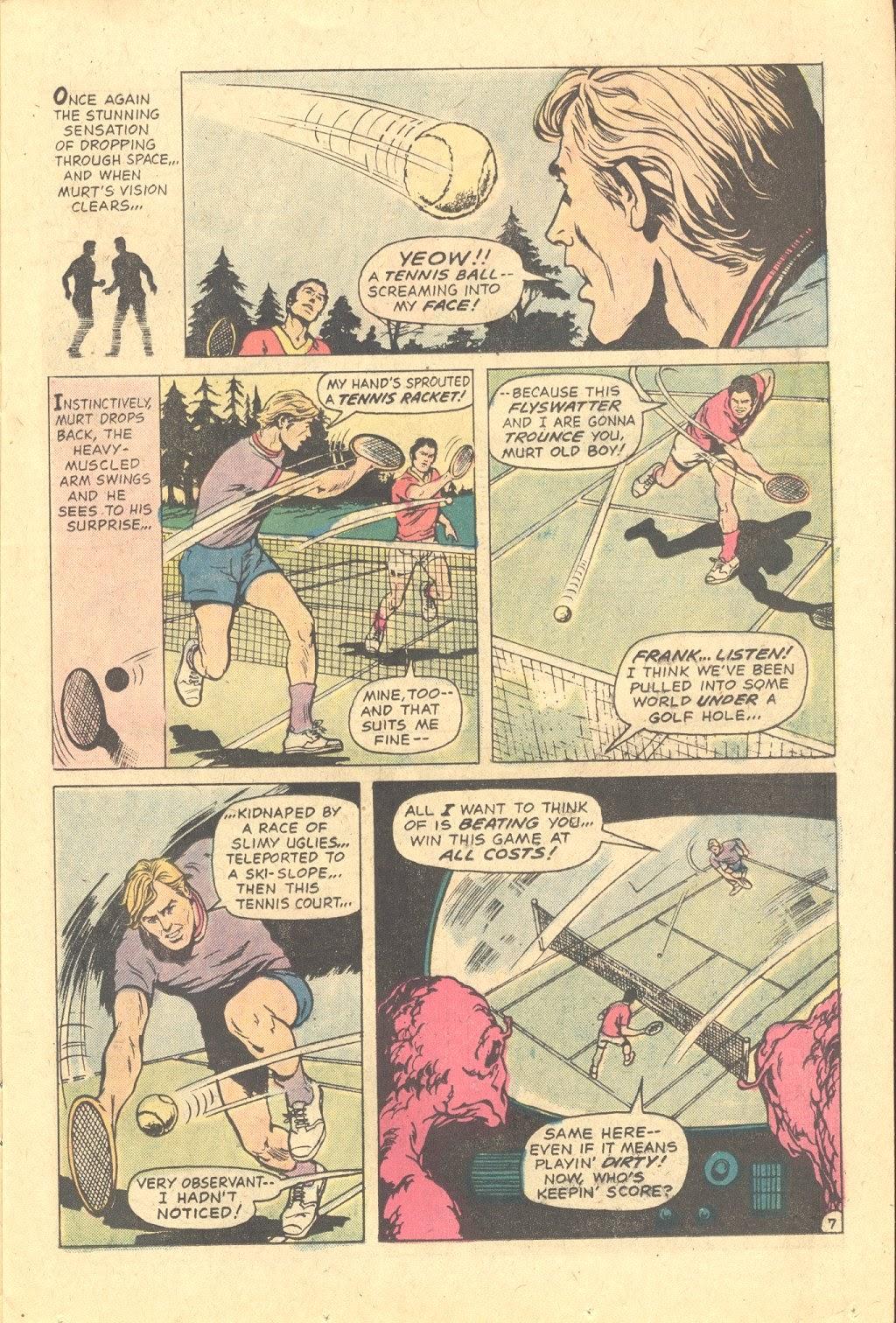 Read online Strange Sports Stories (1973) comic -  Issue #6 - 8