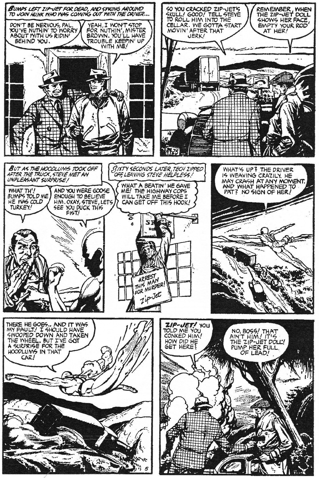 Read online Men of Mystery Comics comic -  Issue #74 - 41