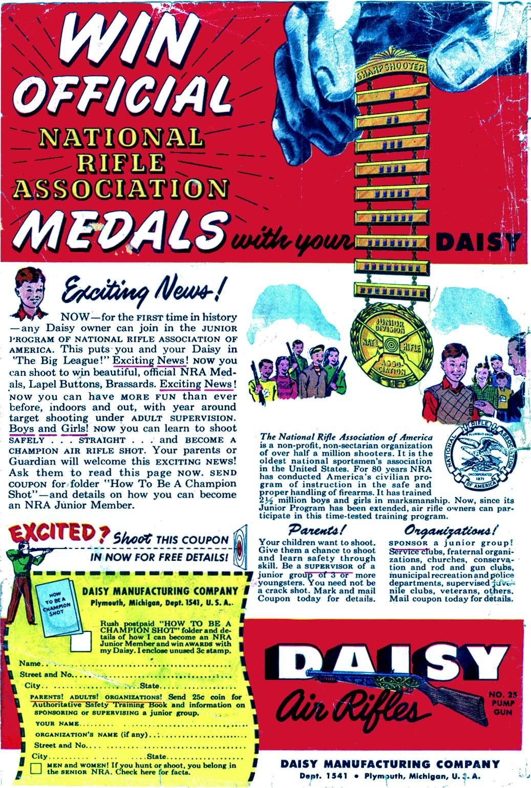 Read online Adventure Comics (1938) comic -  Issue #163 - 52
